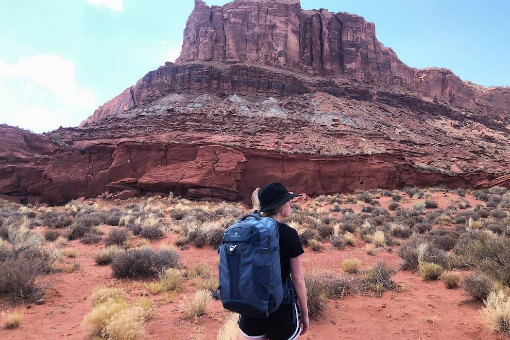 Eagle Creek Global Companion 40L Travel Pack in Moab, Utah