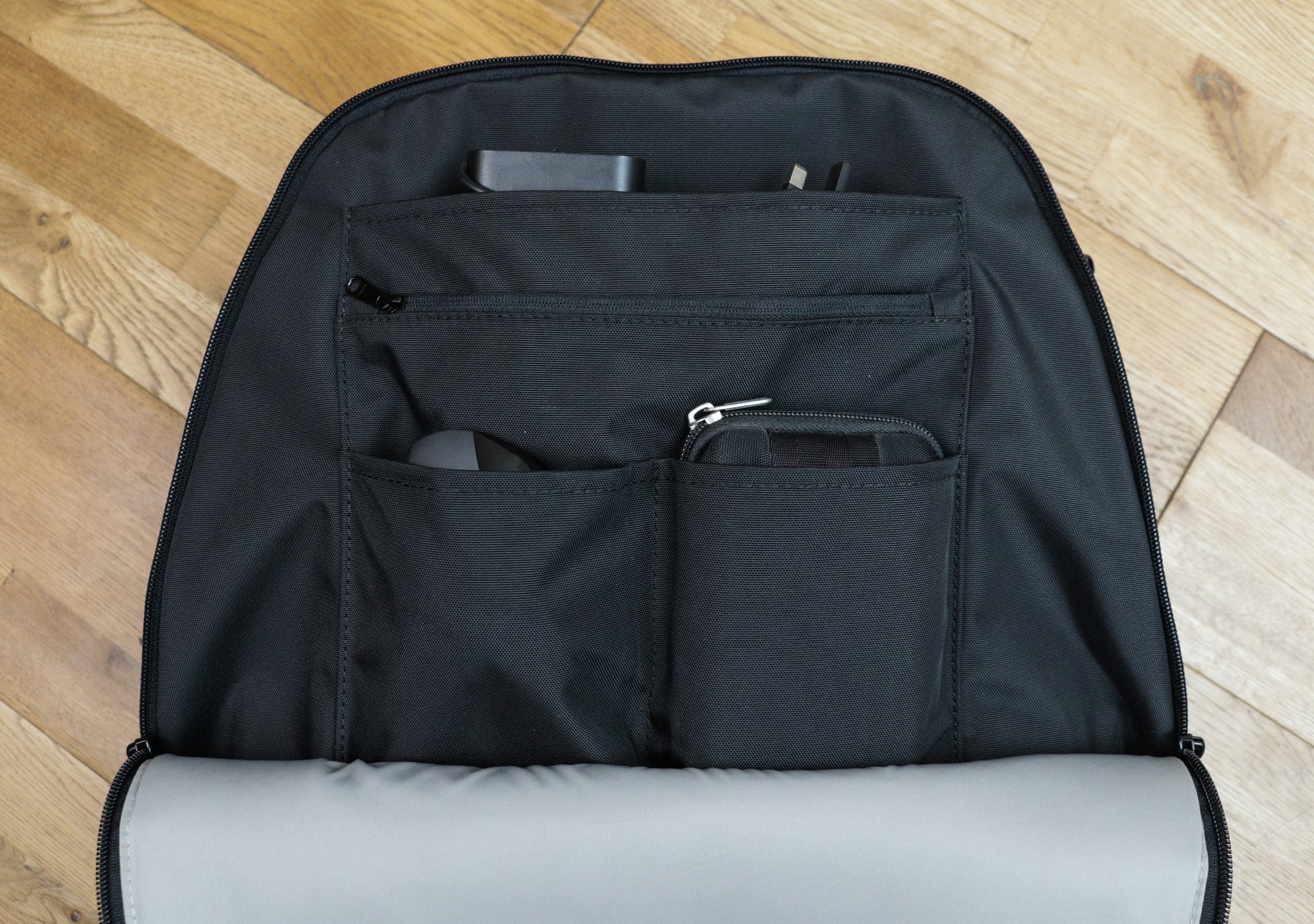 OPPOSETHIS Invisible Carry-On Front Compartment Organization System