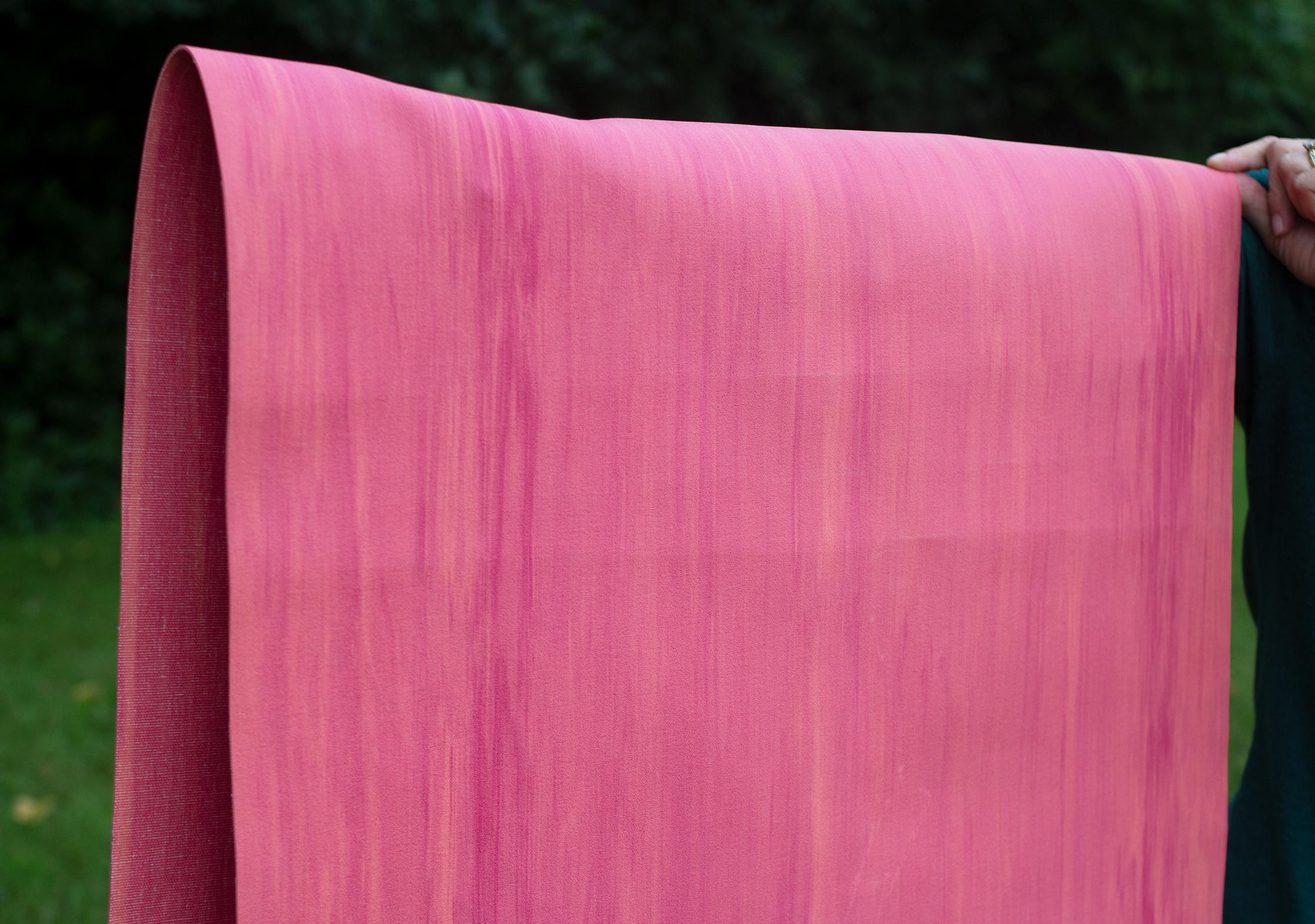 Manduka eKO SuperLite Yoga Mat Roll Marks