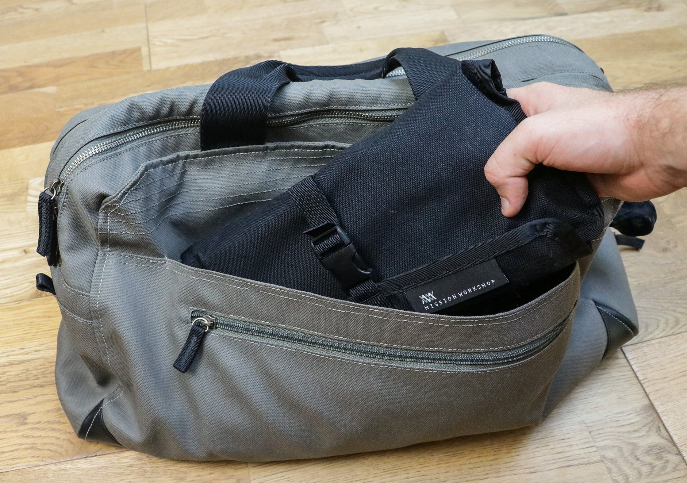 Taking The Mission Workshop Tool Roll Out Of The Pakt One