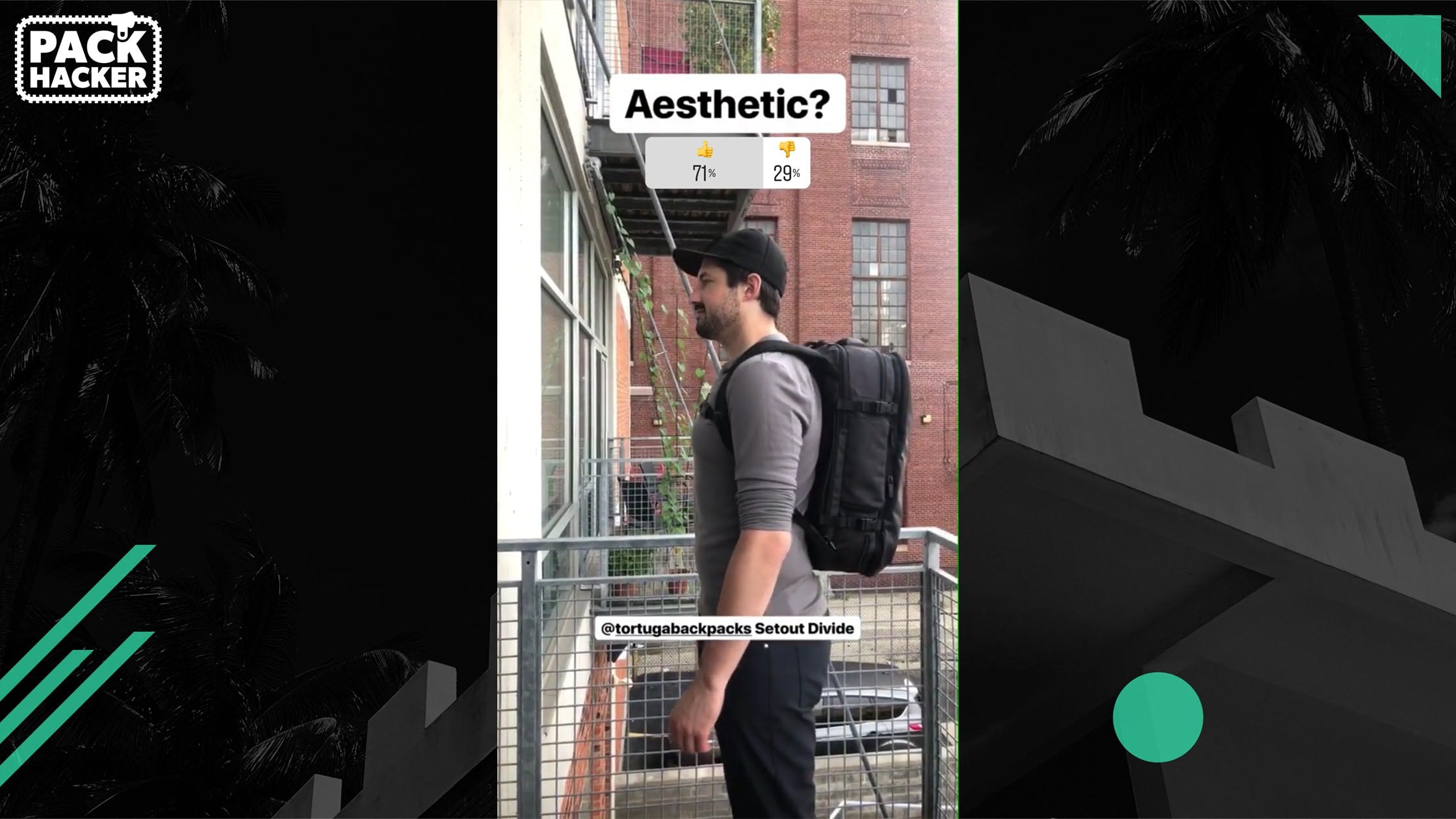 Tortuga Setout Divide Aesthetic Instagram Poll