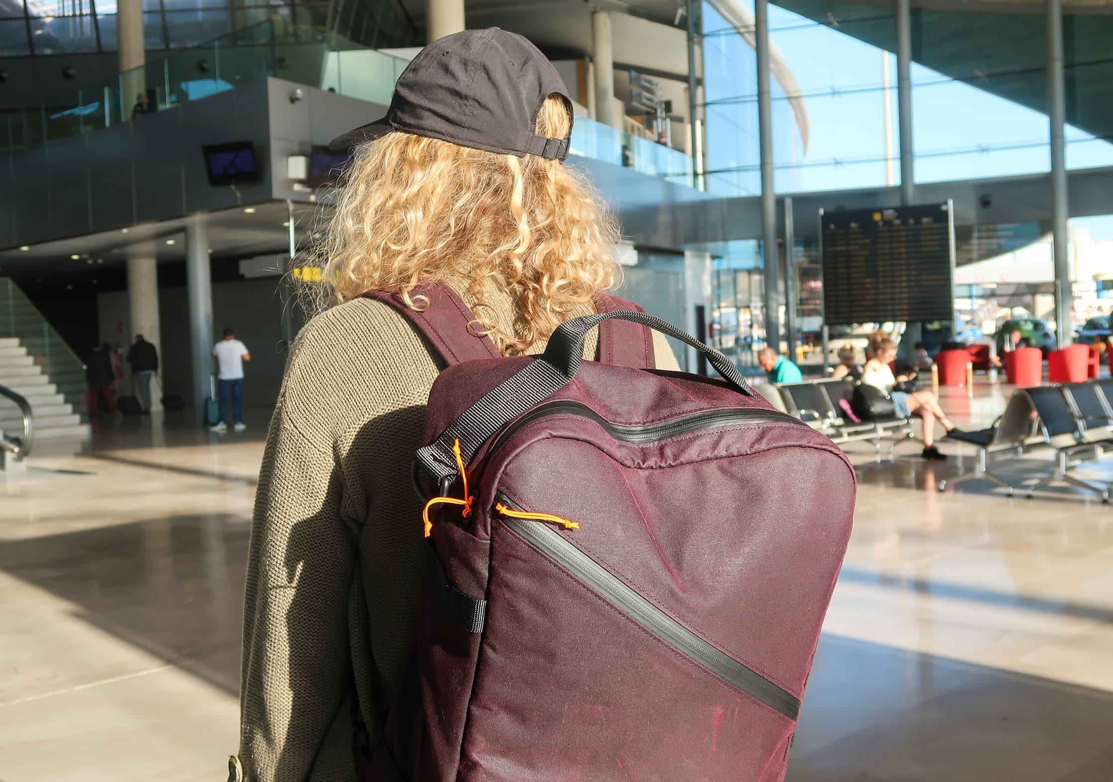 Trakke Storr In Valencia Airport