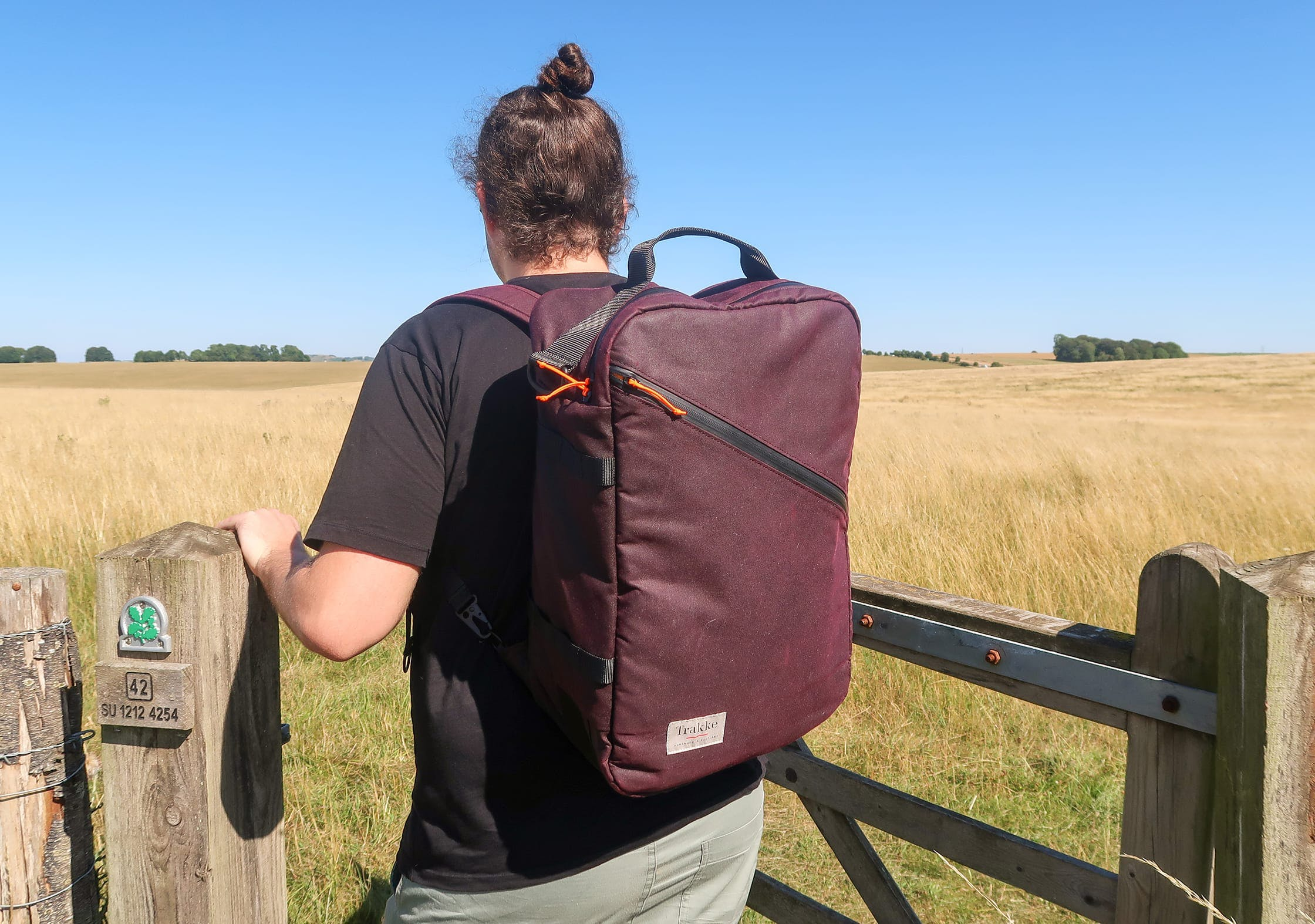 Trakke Storr In Wiltshire England