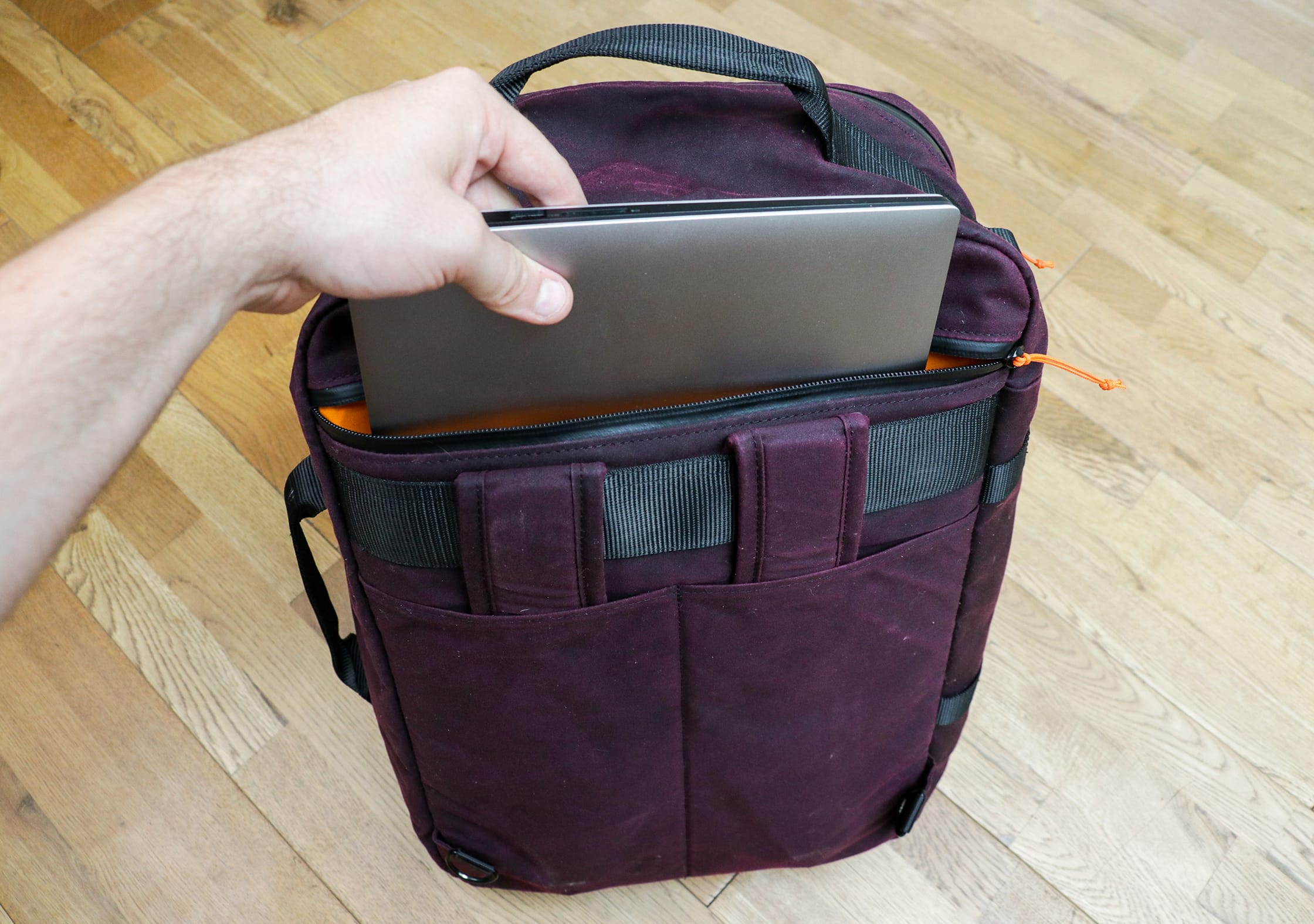 Trakke Storr Laptop Compartment
