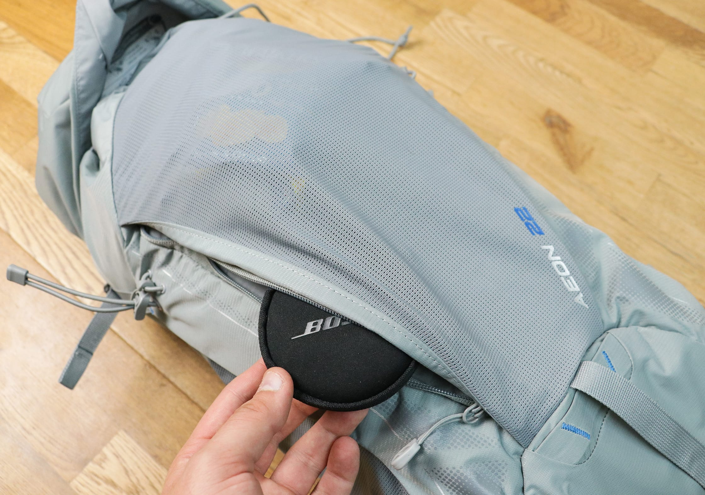 Lowe Alpine Aeon Front Stretchy Mesh Pocket