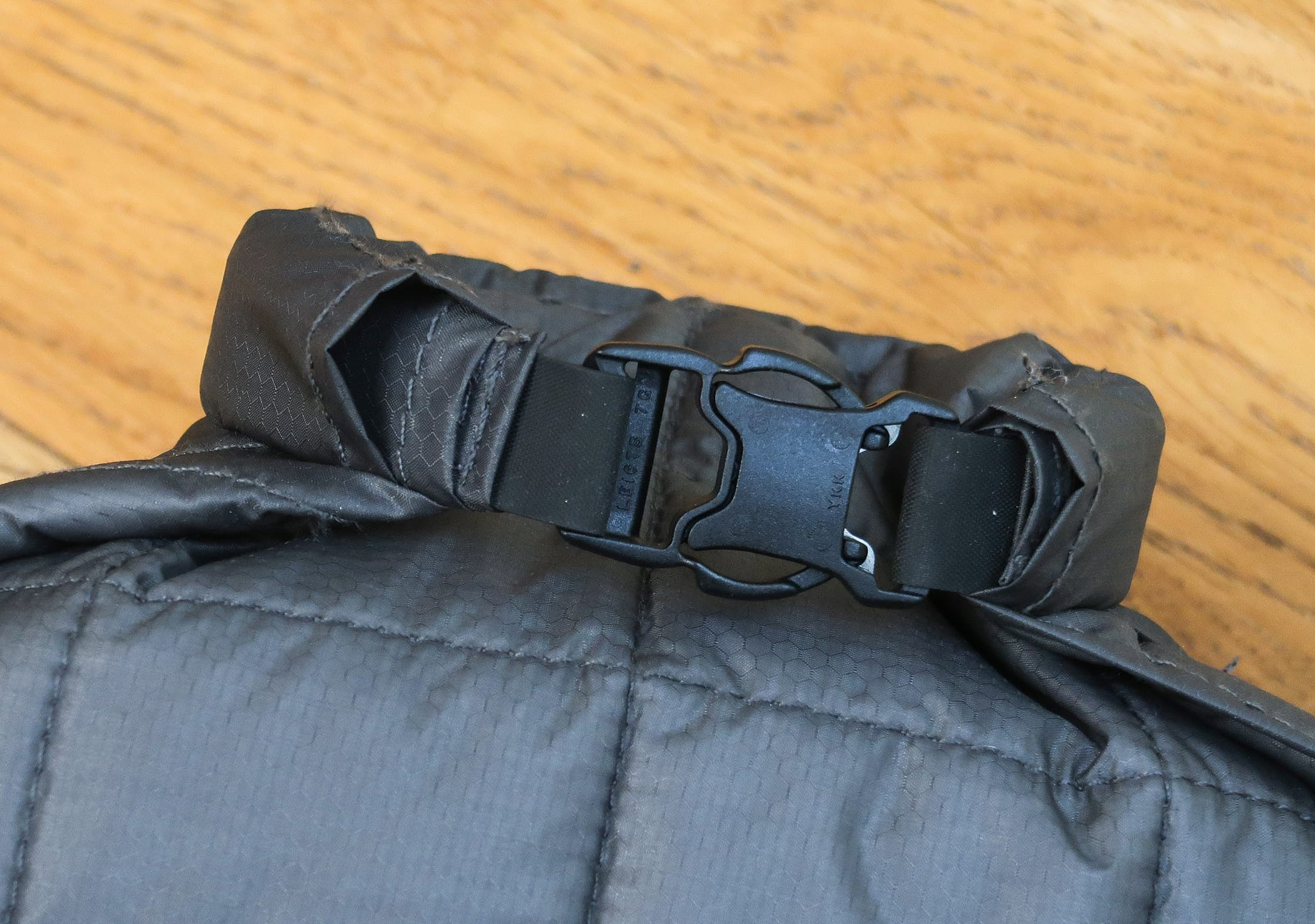 Matador Camera Base Layer Hypalon Rolltop & YKK Buckle