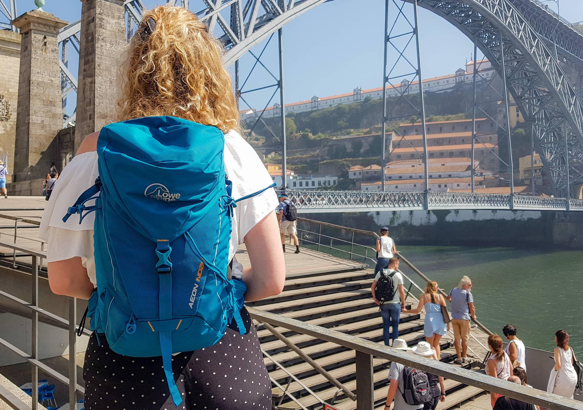 Lowe Alpine Aeon ND20 In Porto, Portugal 2
