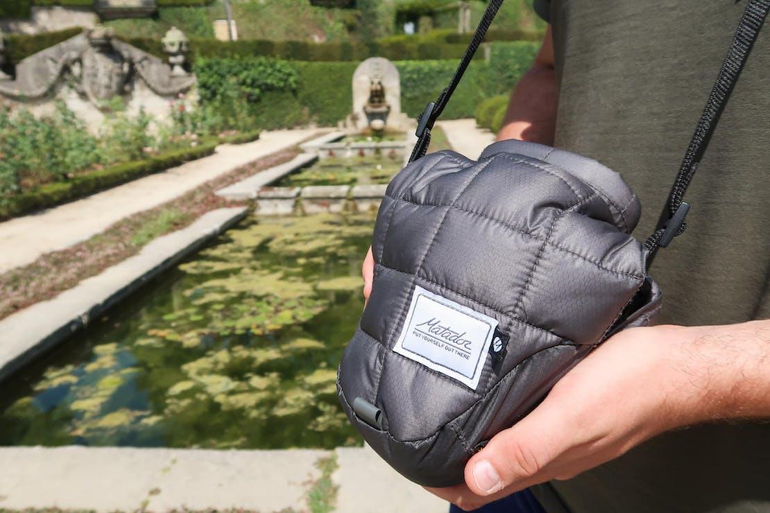 Matador Camera Base Layer At The Crystal Palace Gardens In Porto, Portugal