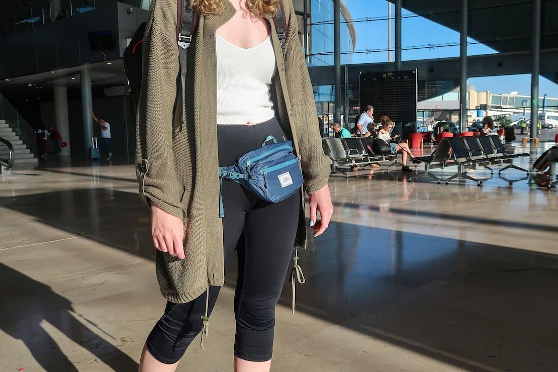 Matador Hip Pack At Valencia Airport