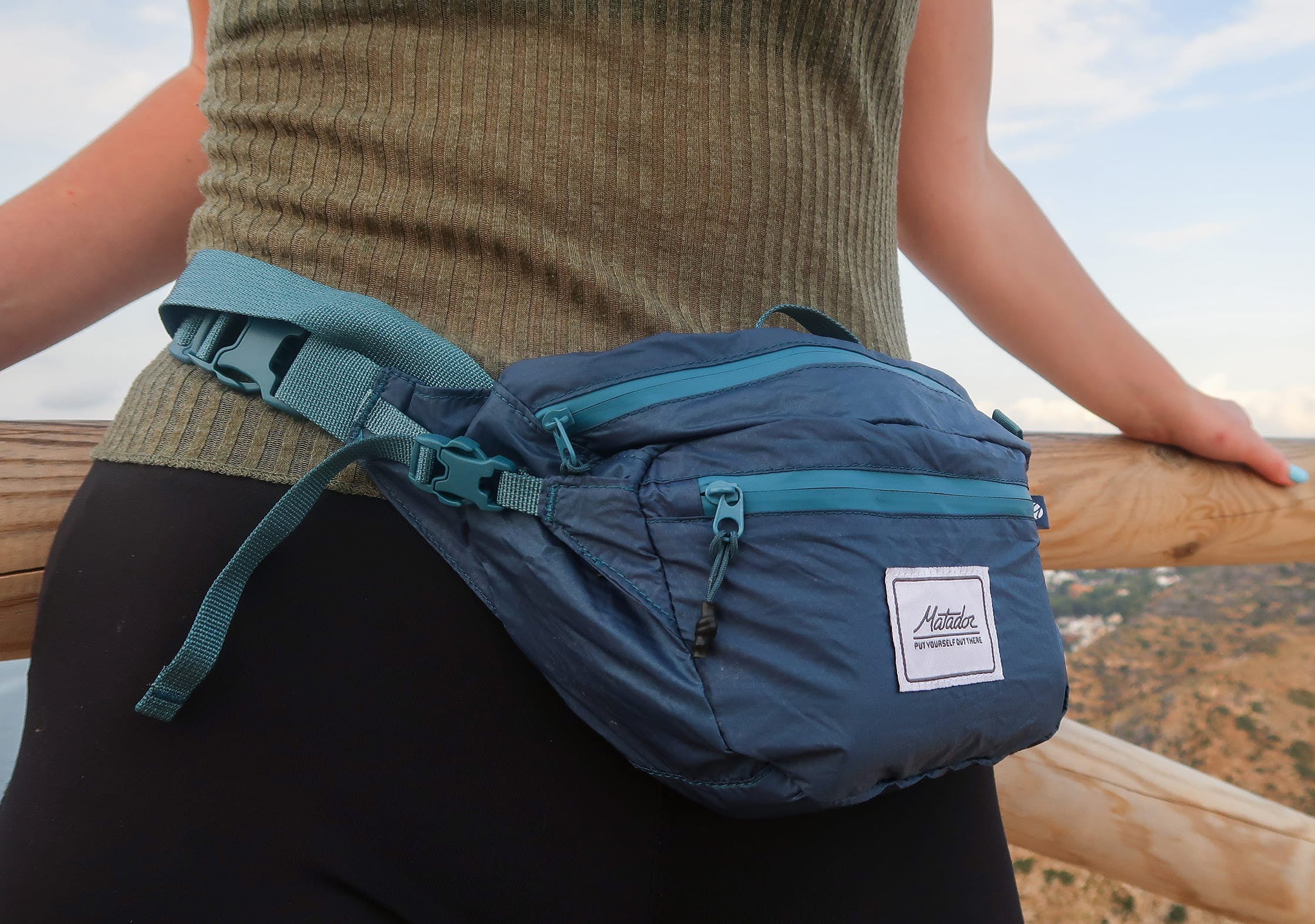 Matador Hip Pack In Javea, Spain 2