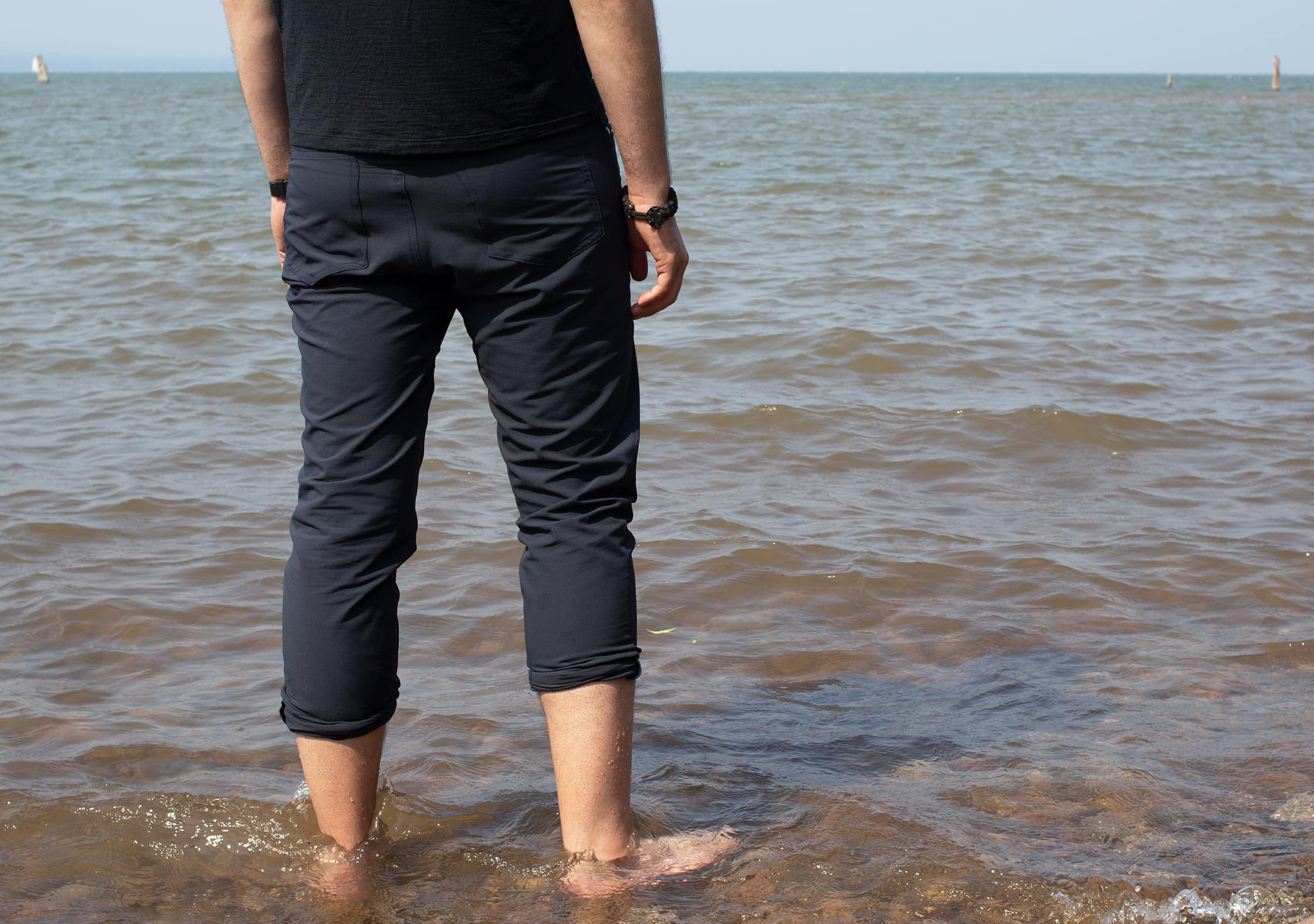 OLIVERS Passage Pant at Lake Superior