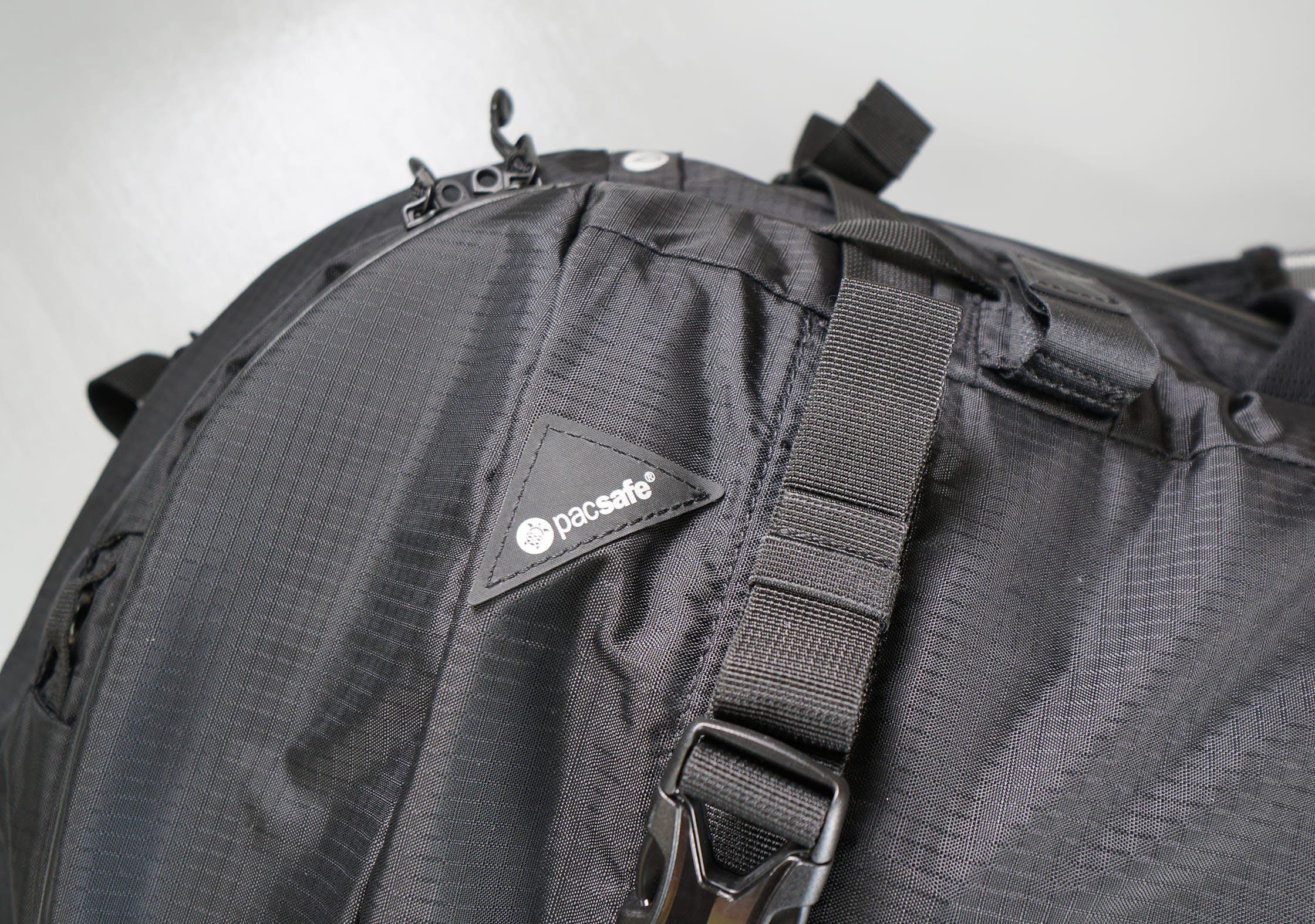 Pacsafe Venturesafe X40 Plus Branding