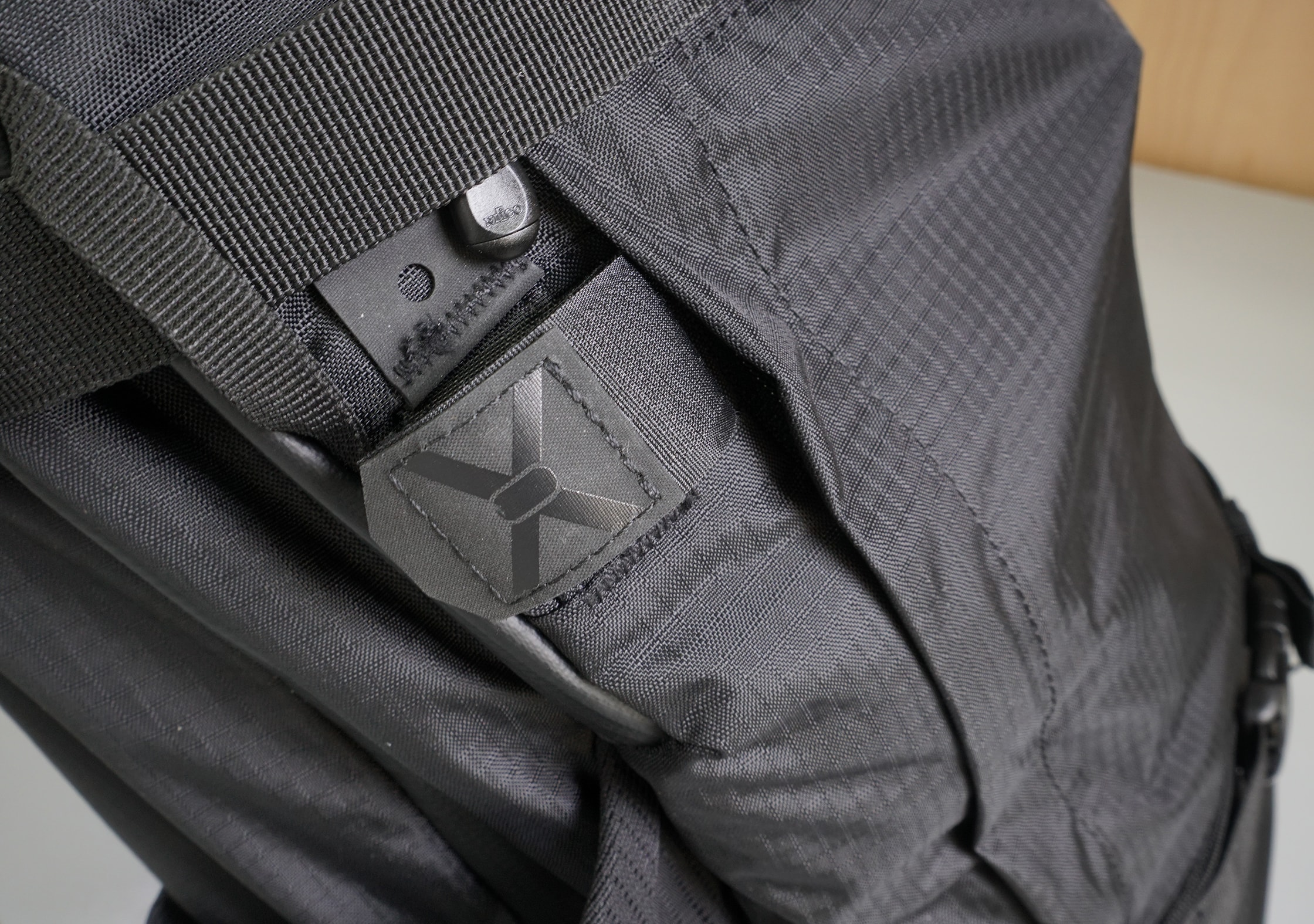 Pacsafe Venturesafe X40 Plus Velcro Attachment