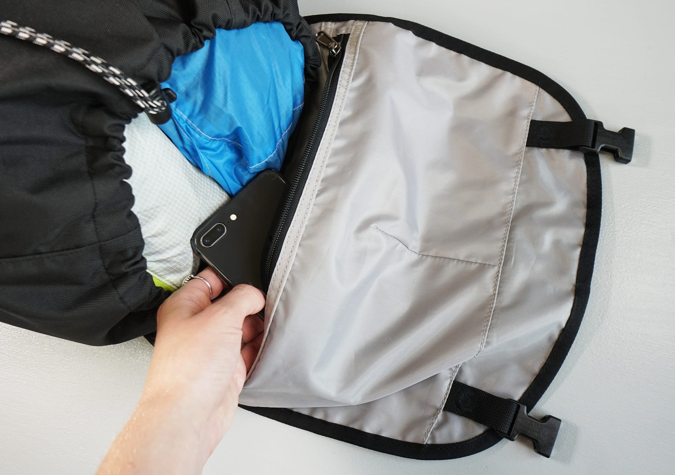 Patagonia Arbor Classic Pack Top Flap Pocket