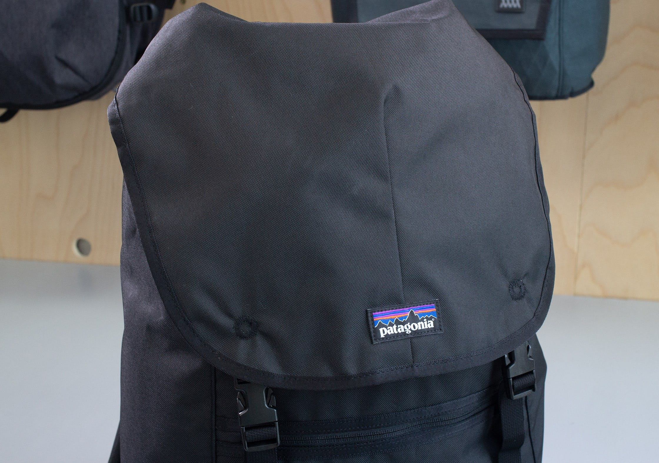 Patagonia Arbor Classic Pack Branding