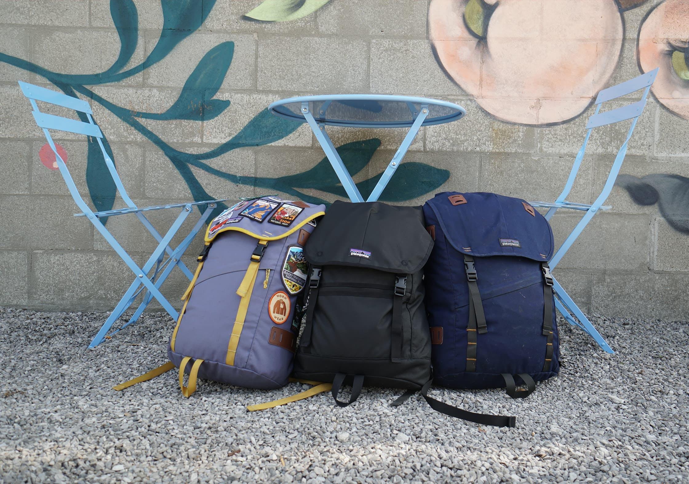 Patagonia Arbor Packs & Arbor Classic Pack
