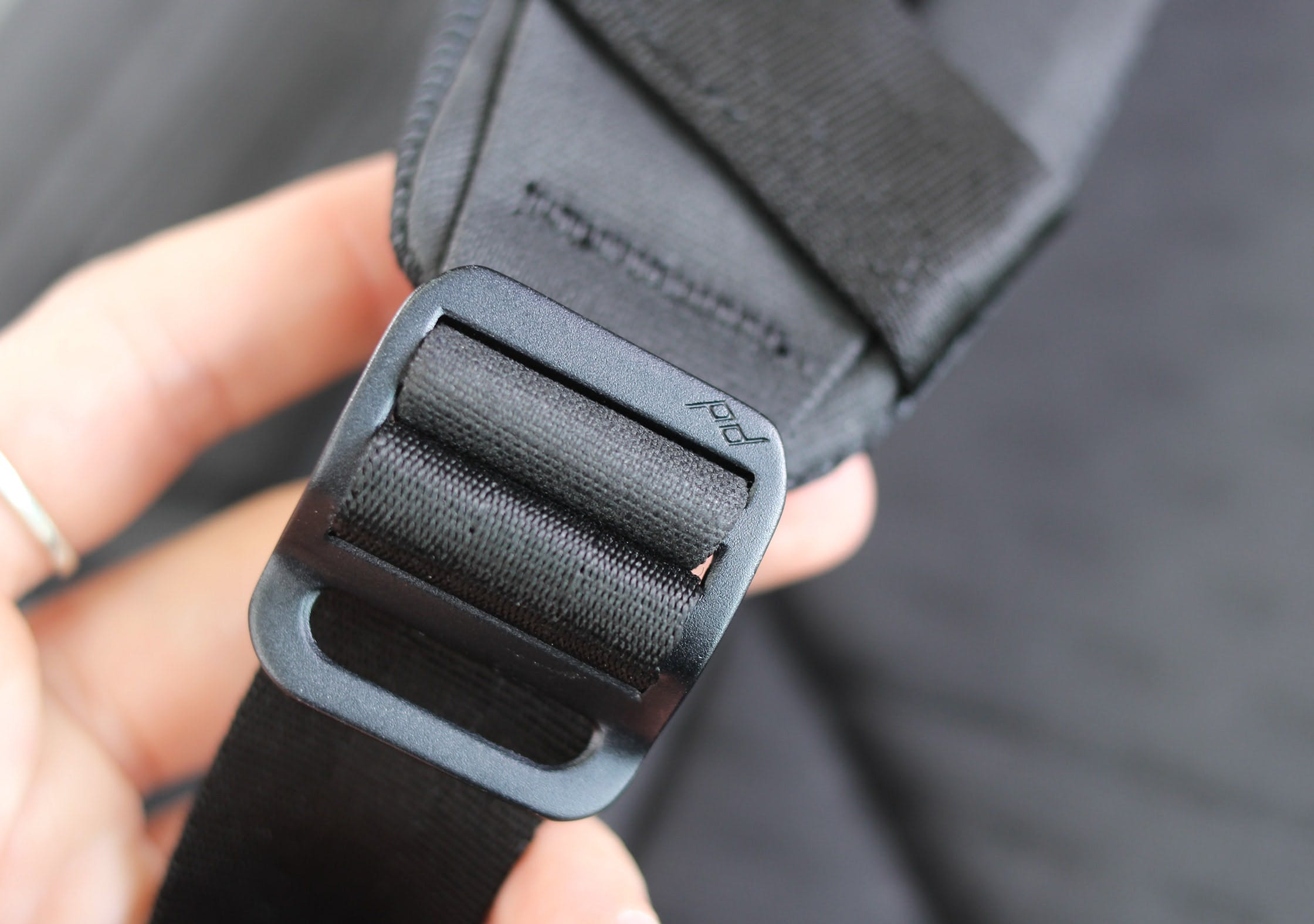 Peak Design Travel Backpack Hardware