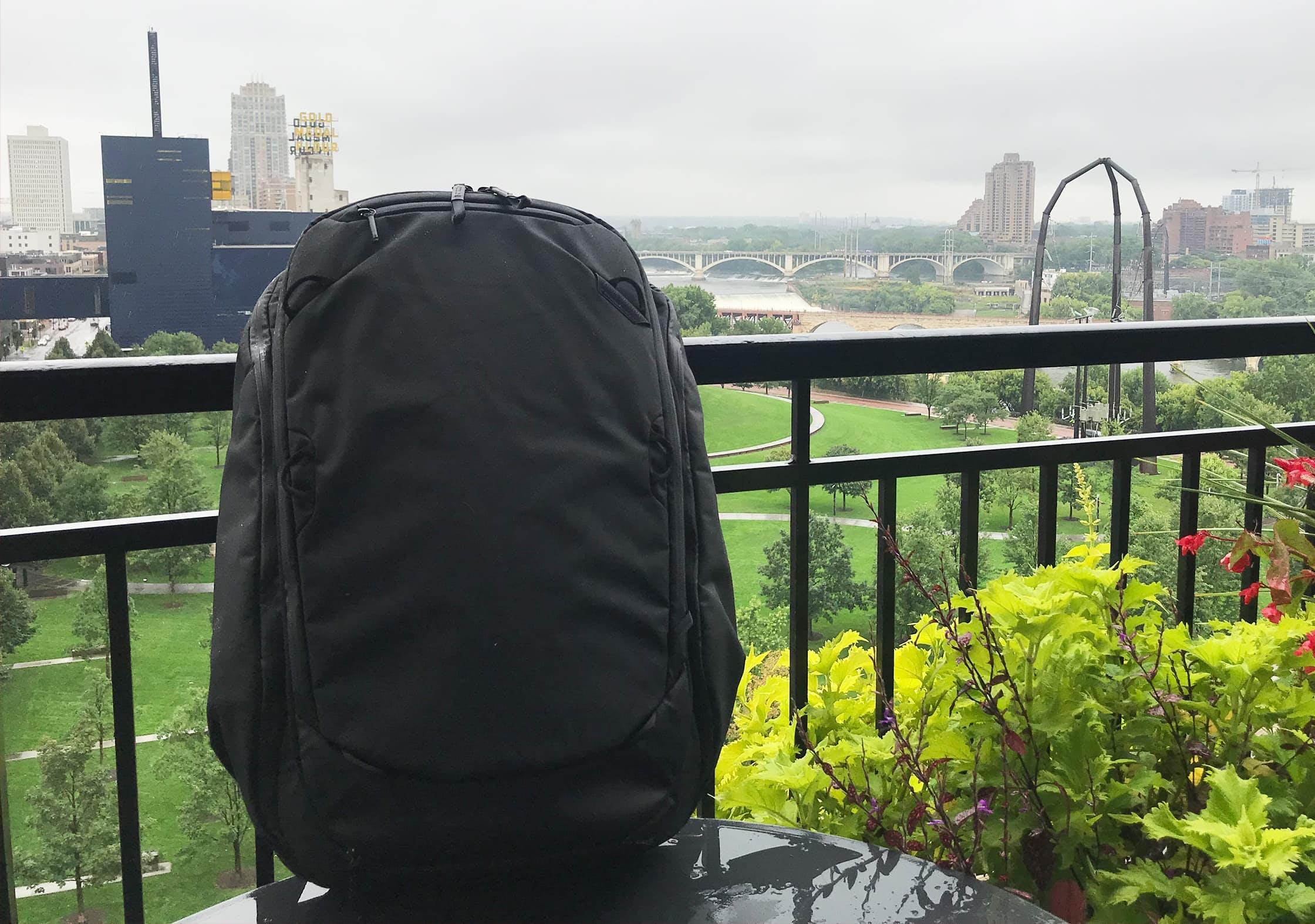 Peak Design Travel Backpack in Minneapolis, Minnesota