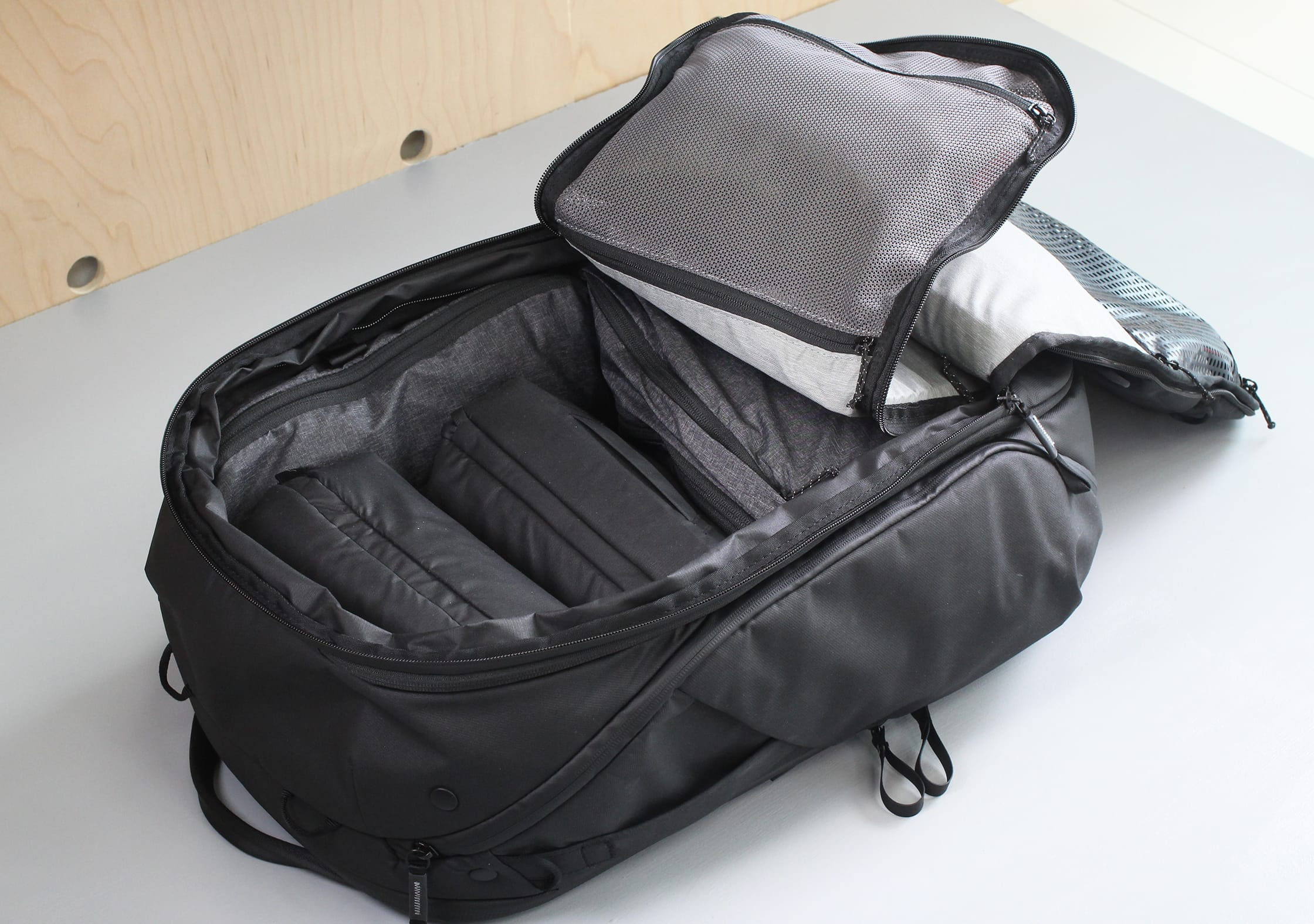 Peak Design Travel Backpack Main Compartment + Divider
