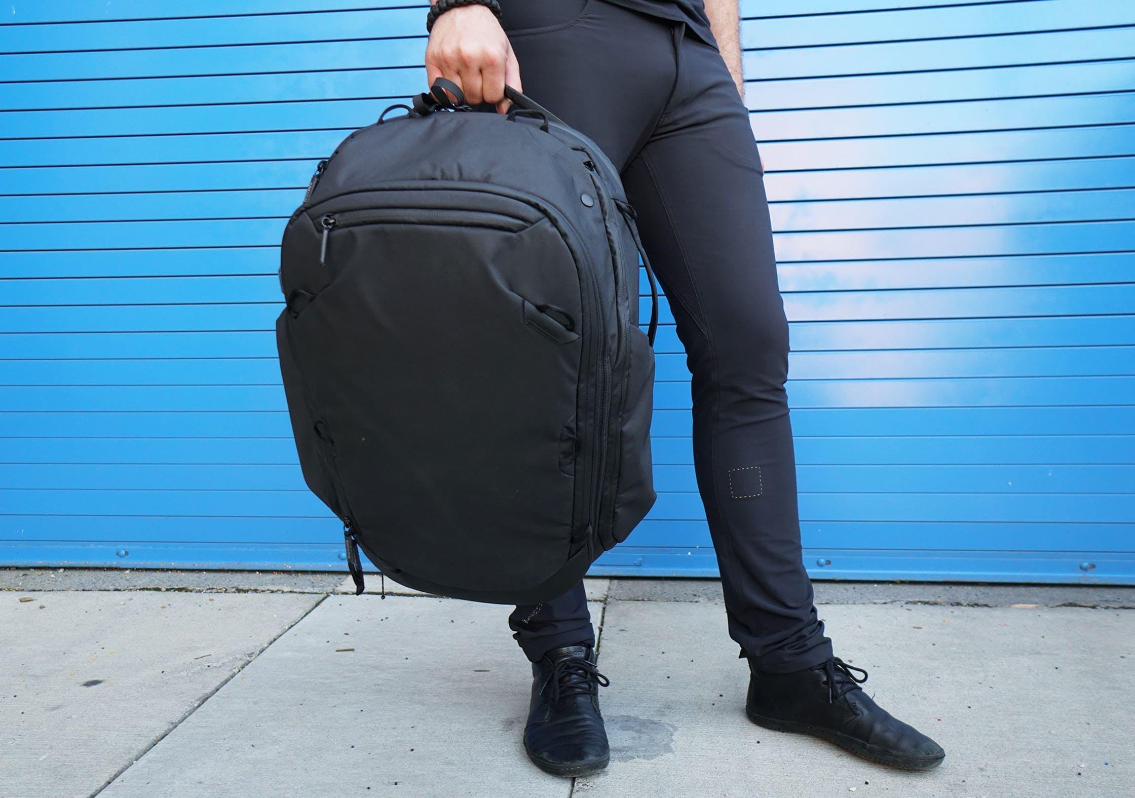 Peak Design Travel Backpack Top Handle