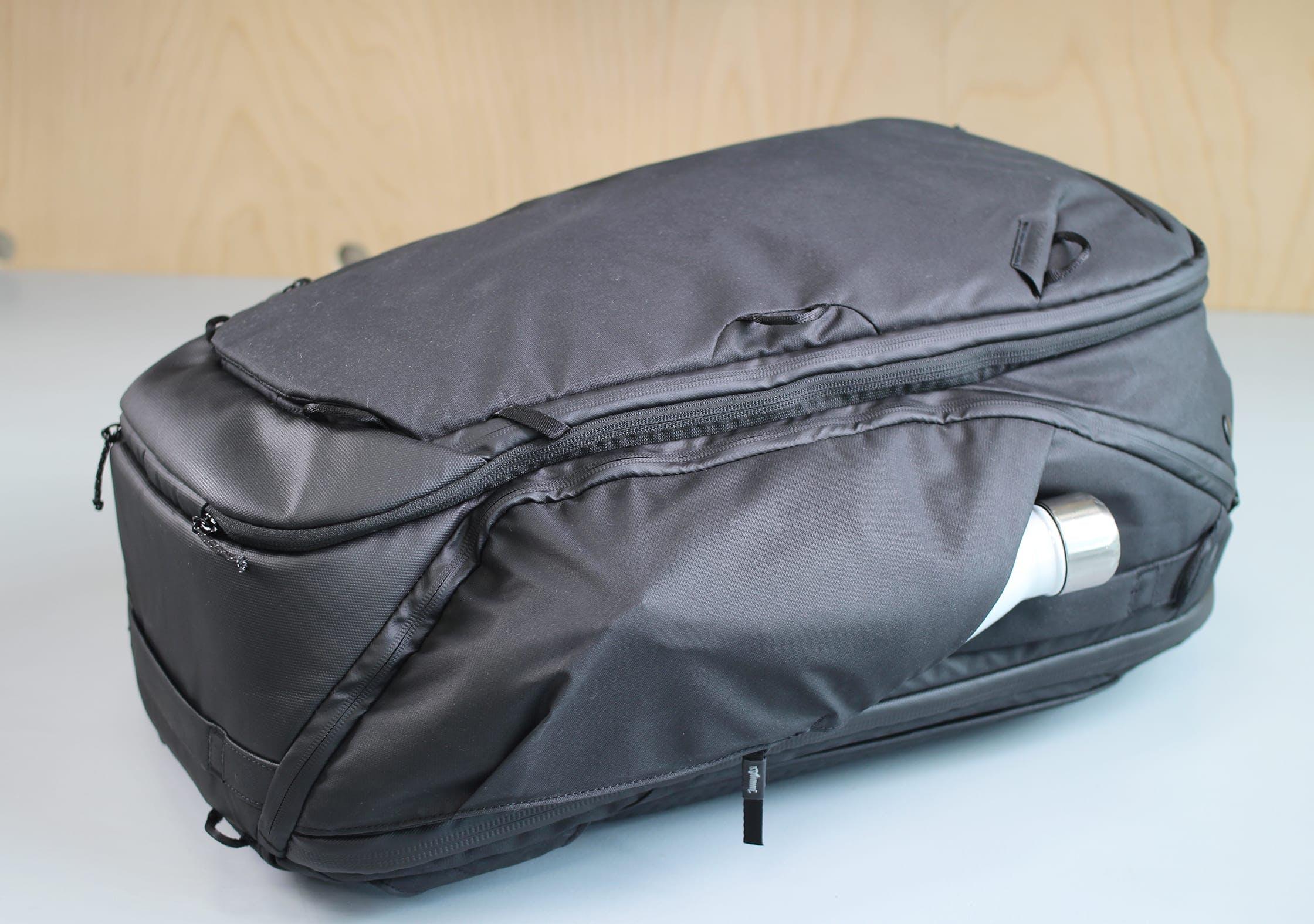 Peak Design Travel Backpack Side Pocket