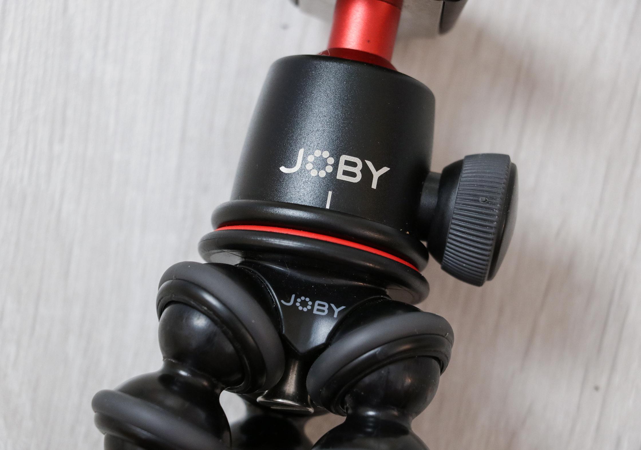 JOBY GorillaPod Branding