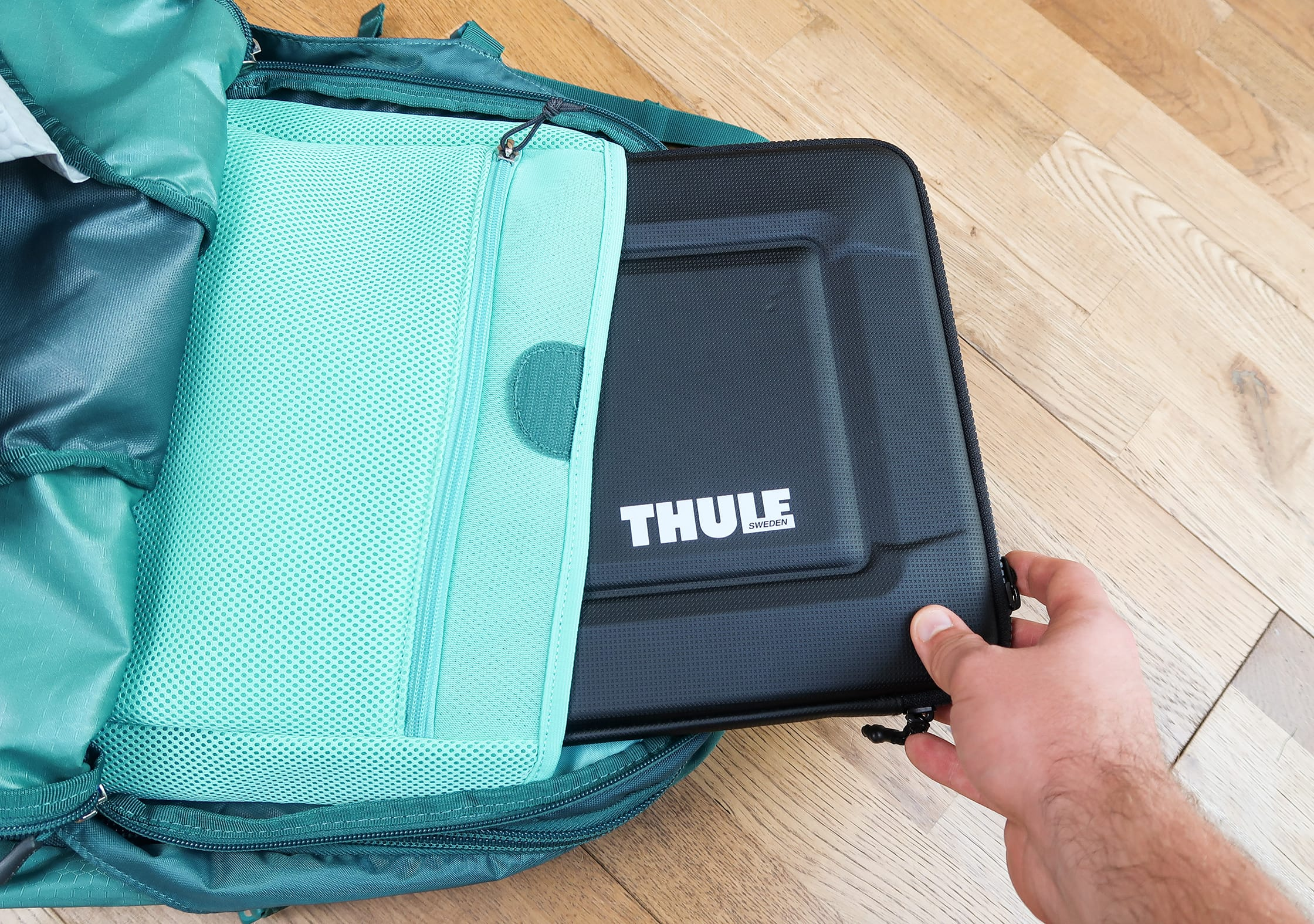 Thule Gauntlet 3.0 Laptop Sleeve In The Osprey Fairview