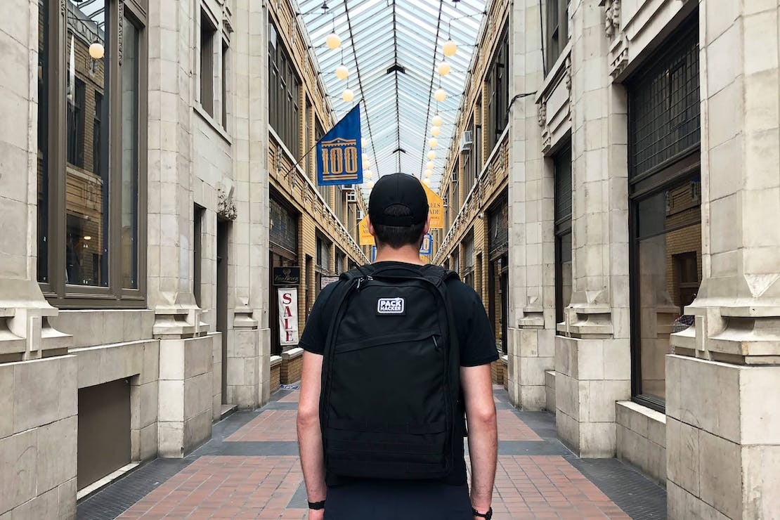 GORUCK GR1 in Ann Arbor, Michigan