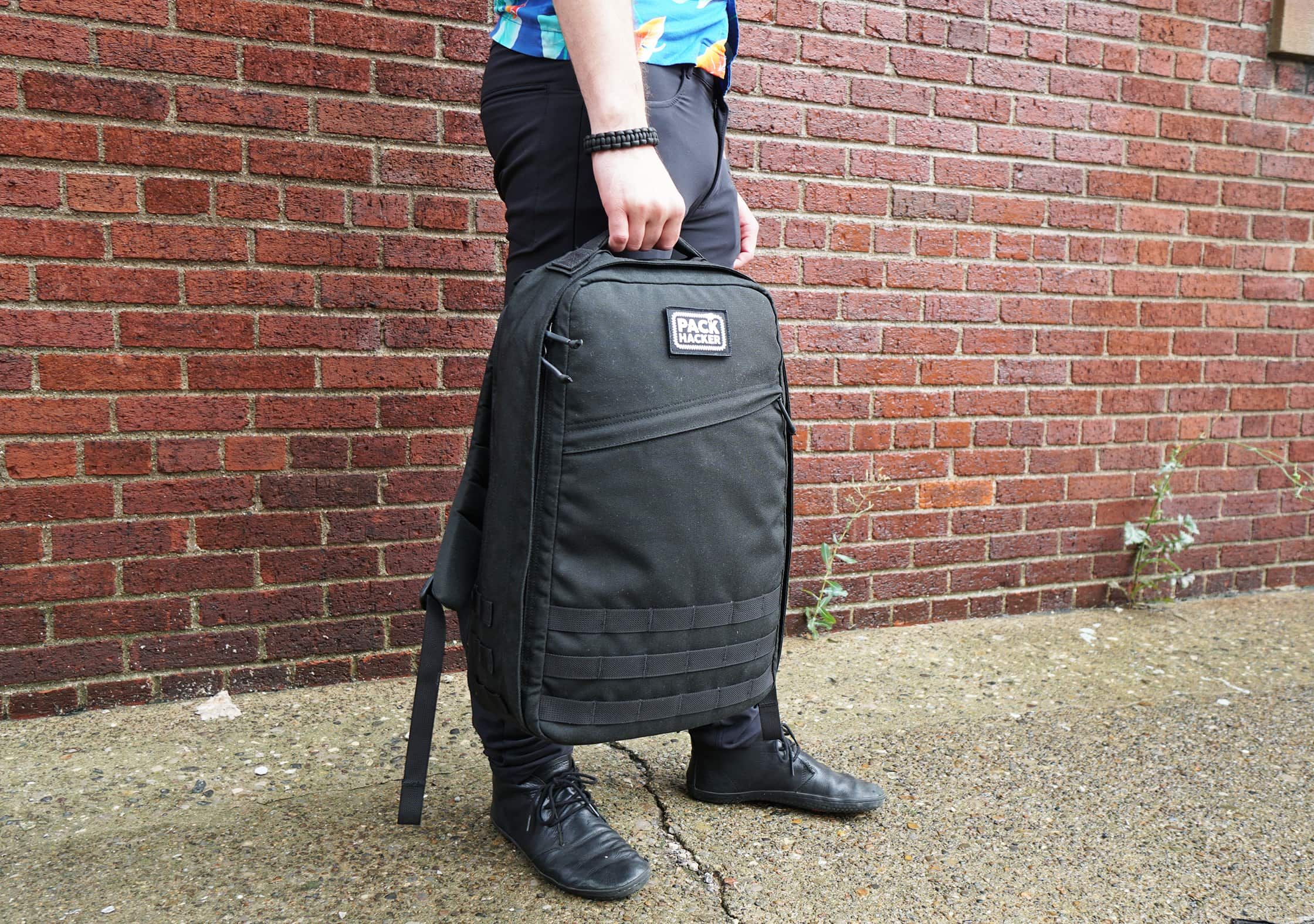 GORUCK GR1 Held By Top Handle