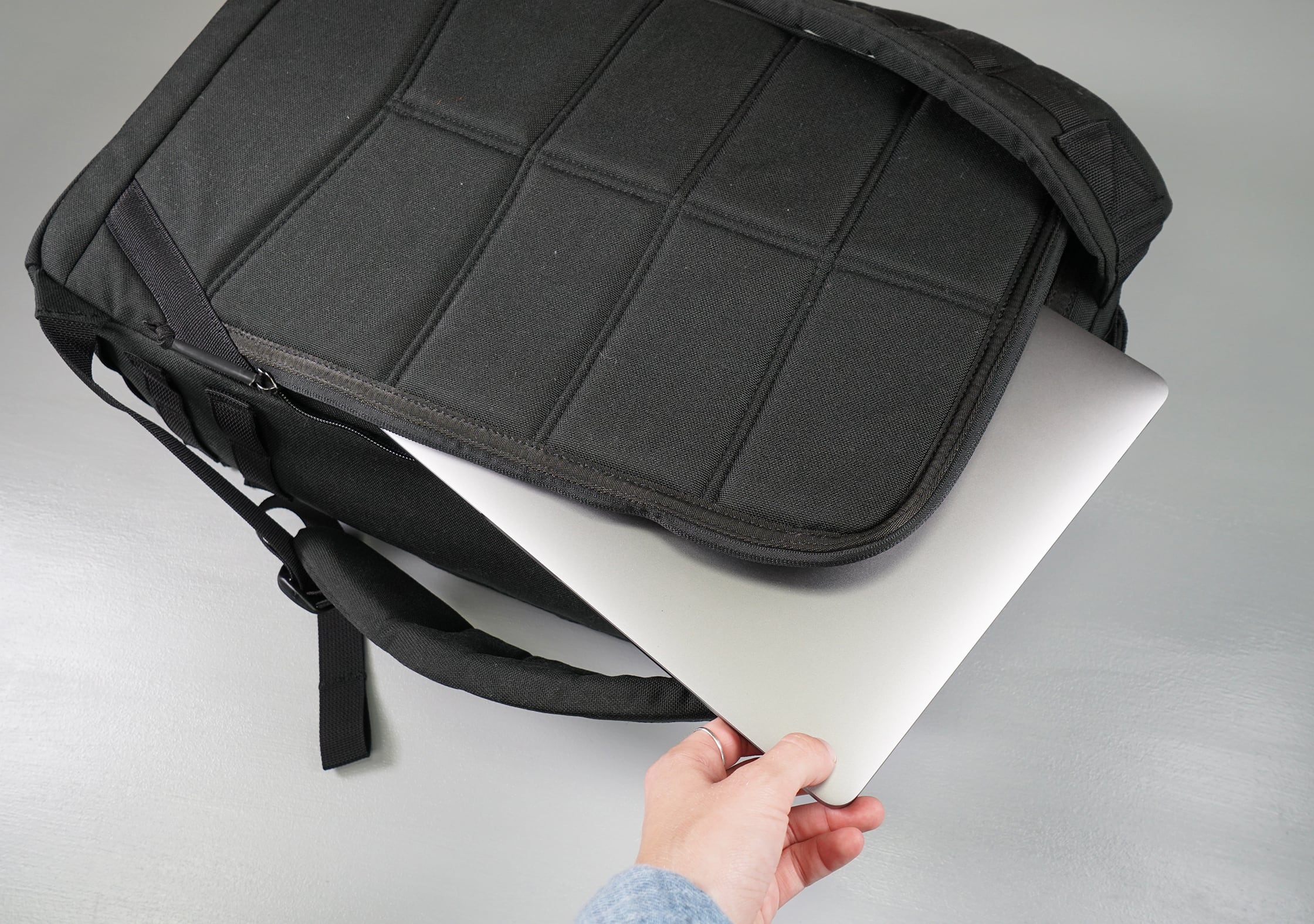 GORUCK GR1 Laptop Compartment