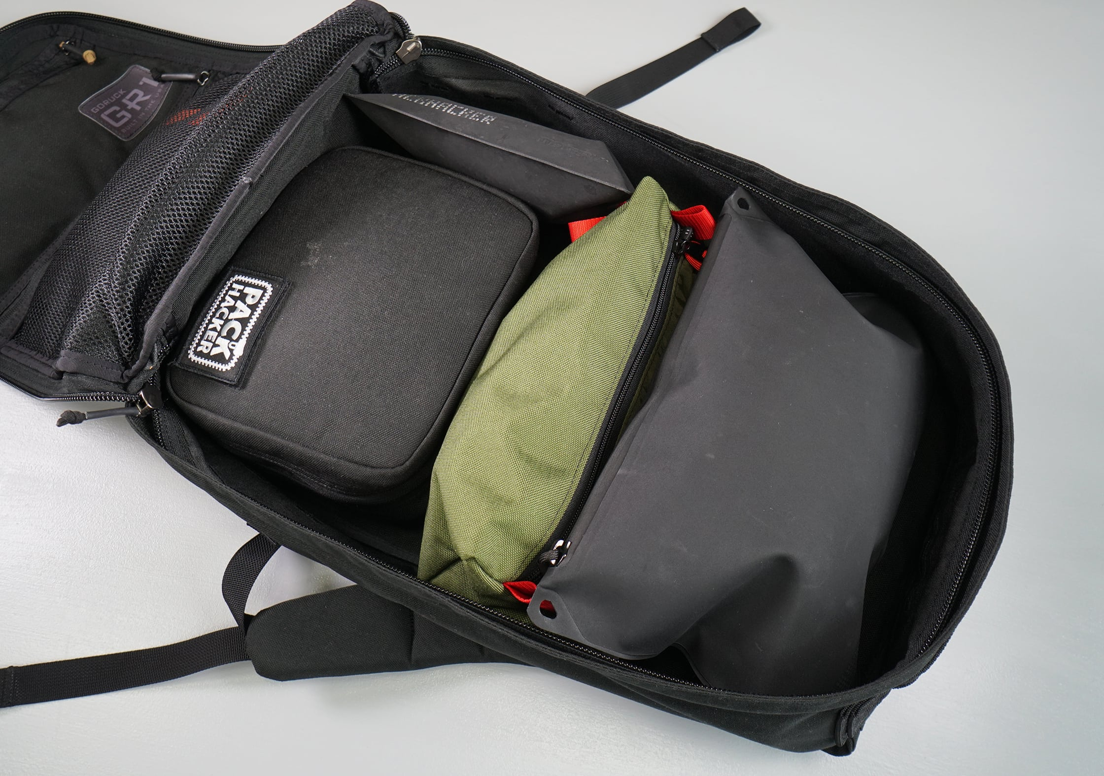GORUCK GR1 Main Compartment