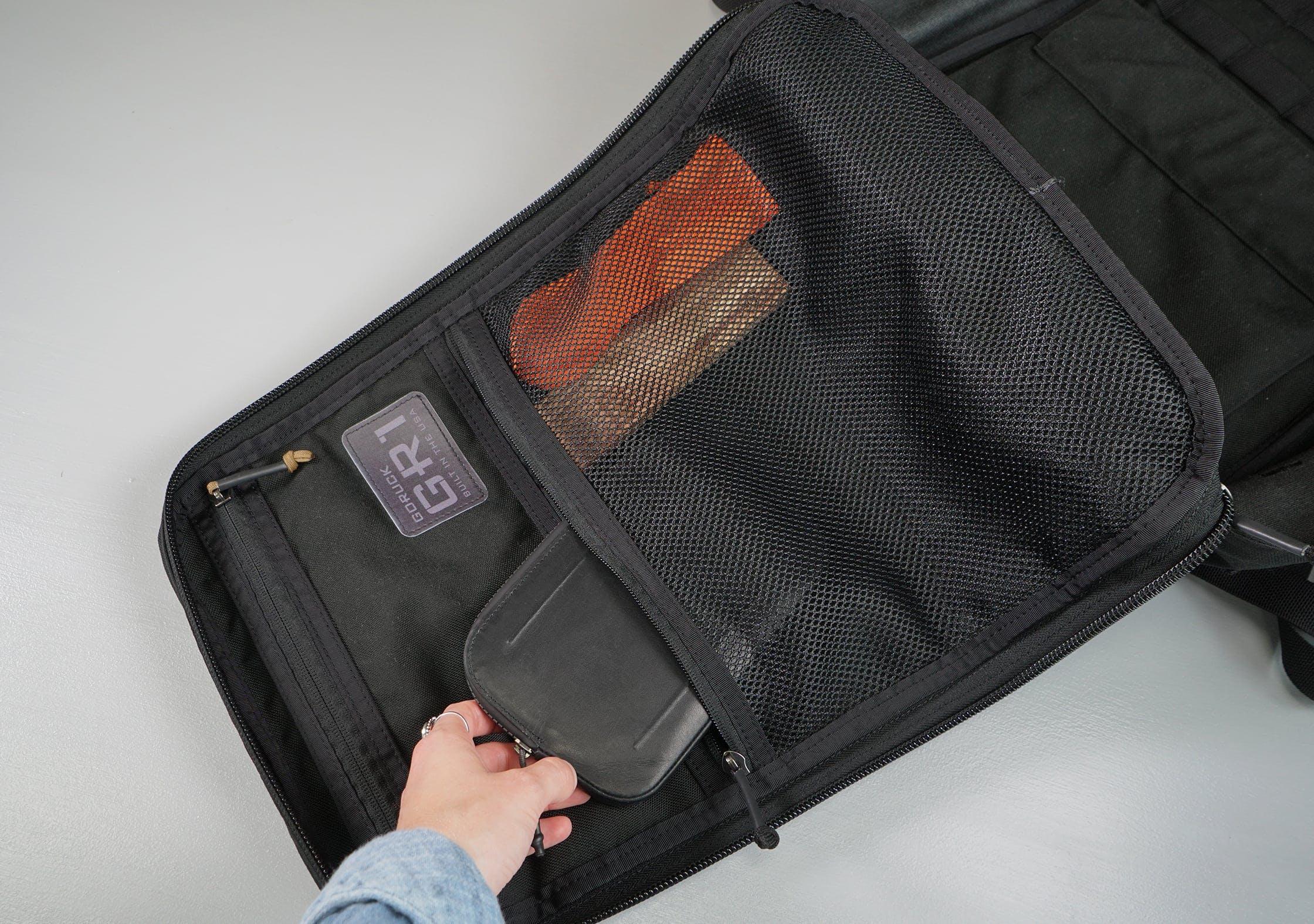 GORUCK GR! Main Compartment Pockets