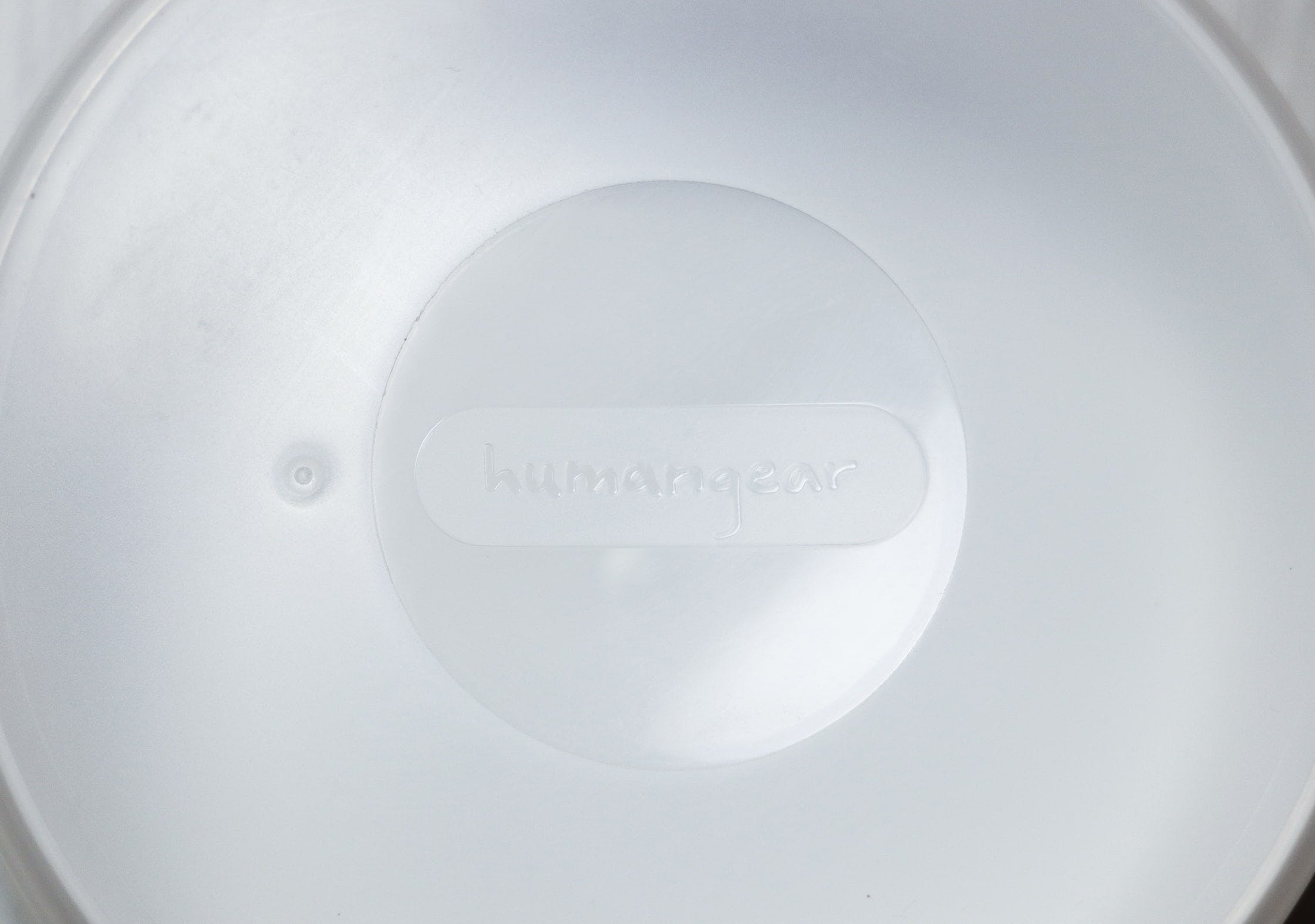 Humangear Logo On Top Of The GoTubb