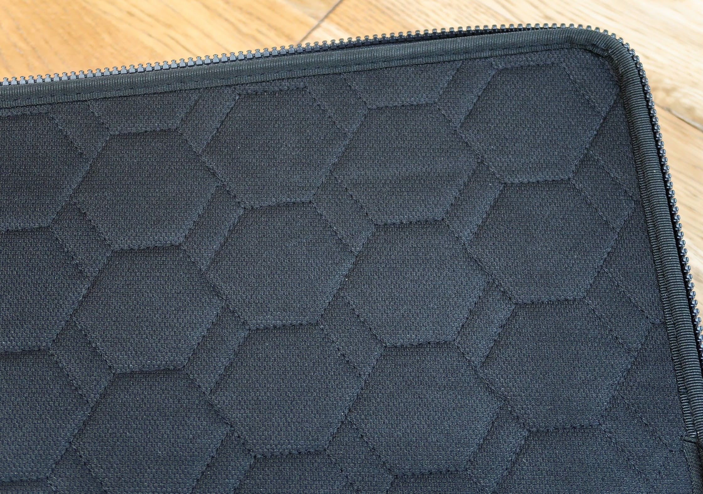 Interior Padding Of The Thule Gauntlet 3.0 Laptop Sleeve