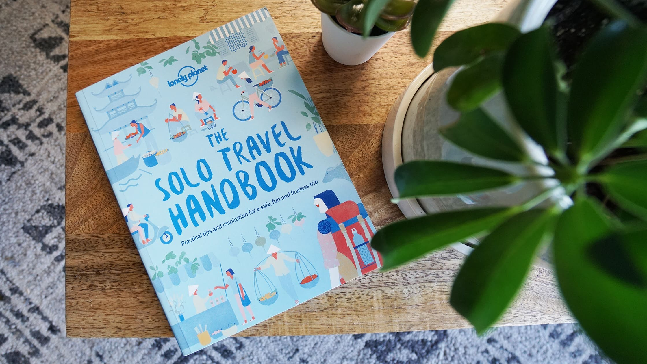 Lonely Planet Solo Travel Handbook