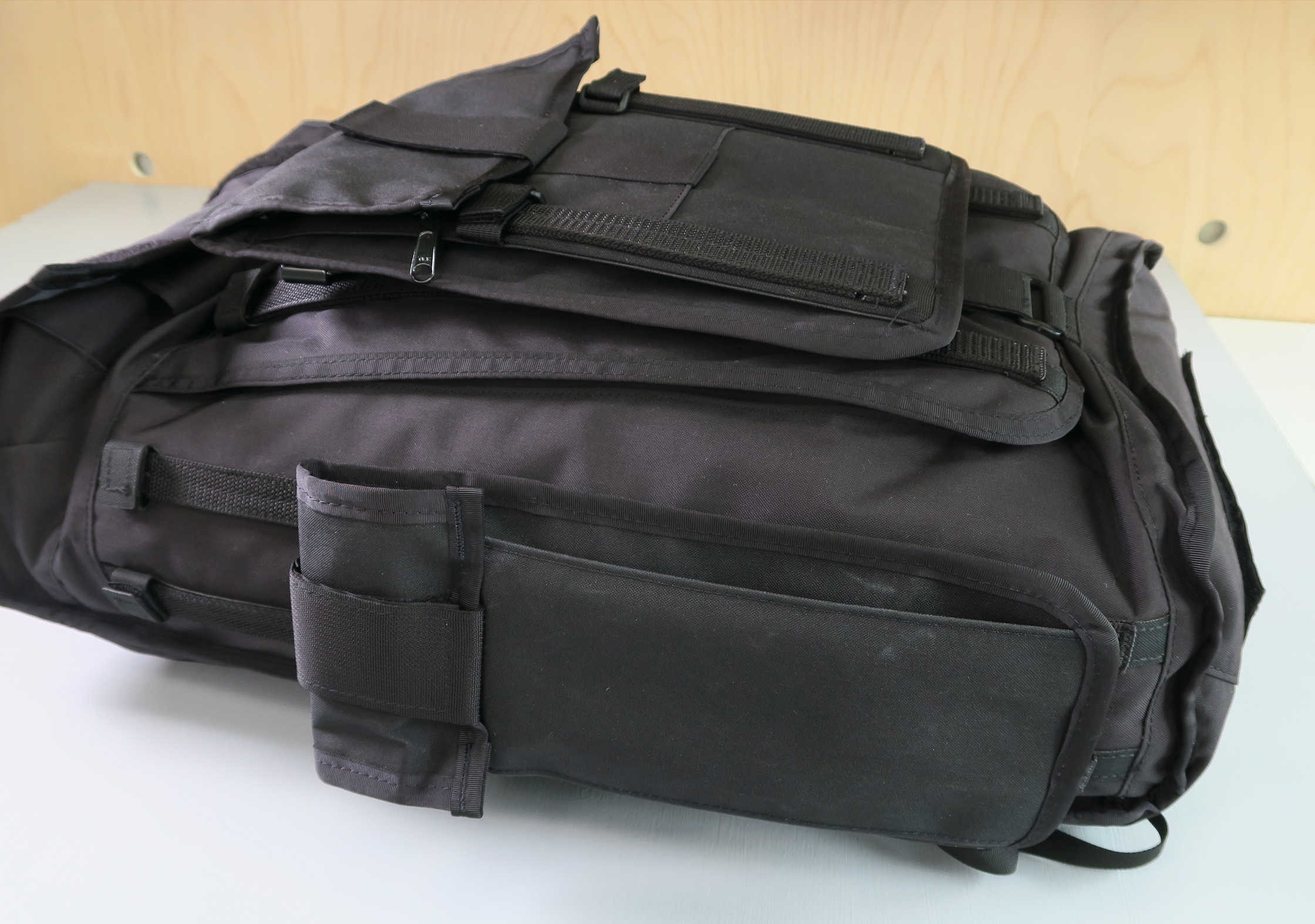Mission Workshop Radian ARKIV Side Pockets