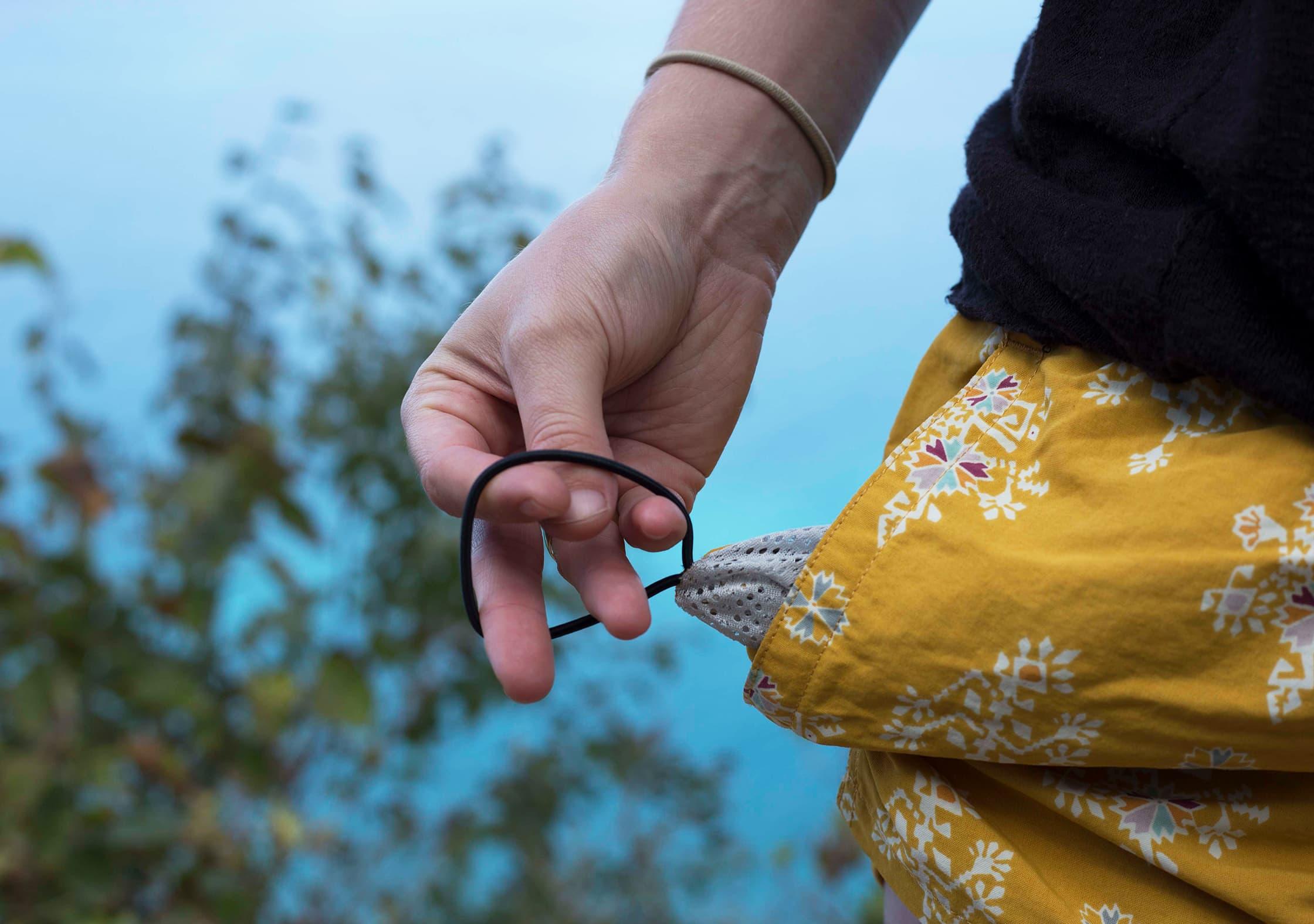 Patagonia Women's Barely Baggies™ Shorts Elastic Loop