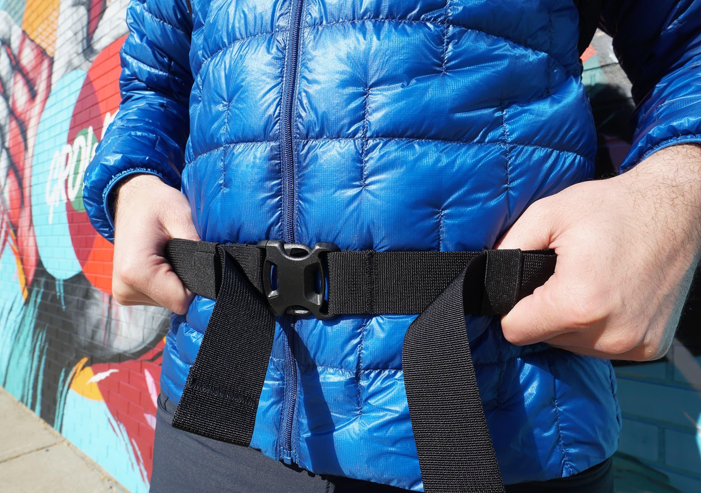 REI Ruckpack 40 Hip Belt