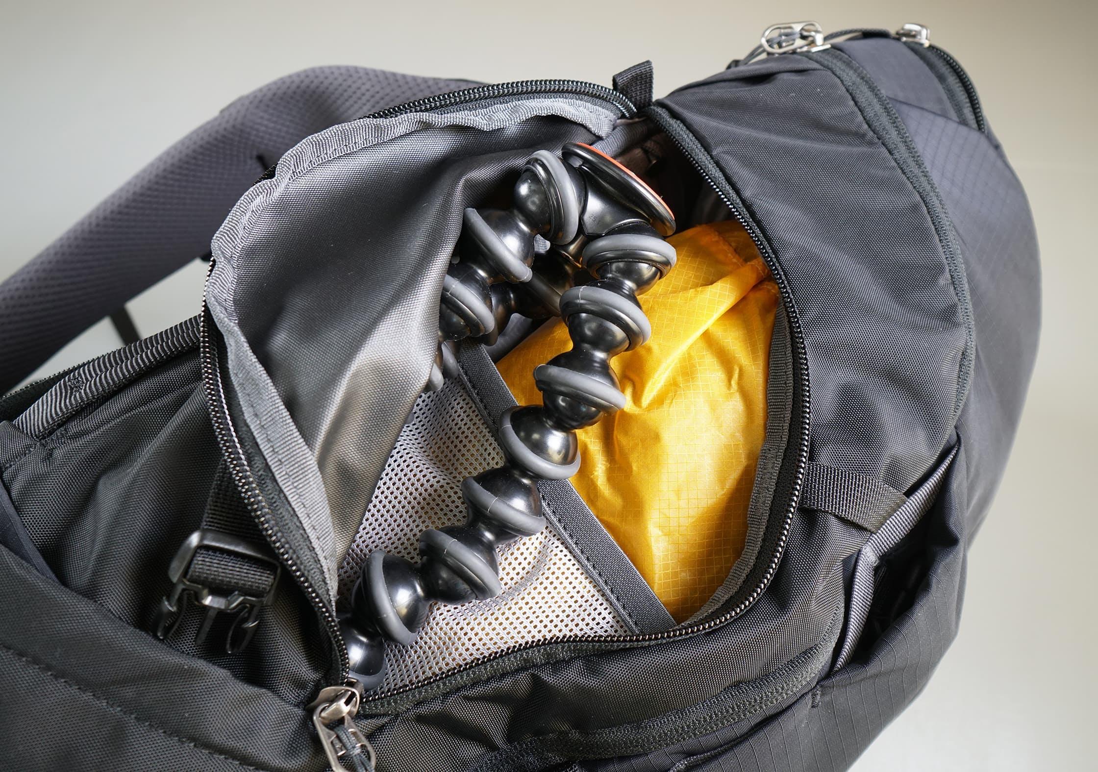 REI Ruckpack 40 Interior Side Pocket