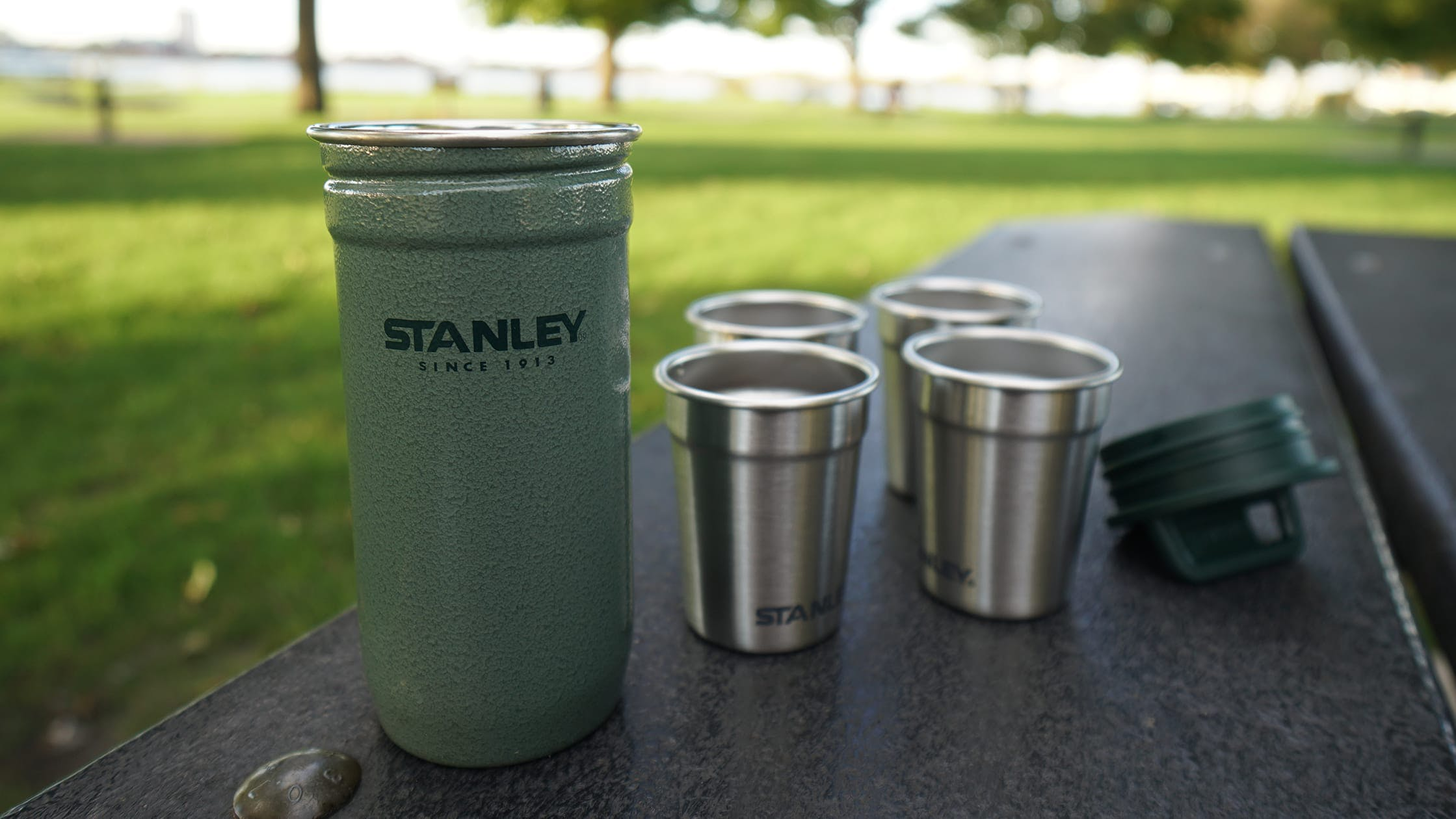 Stanley Travel Shot Glass Set