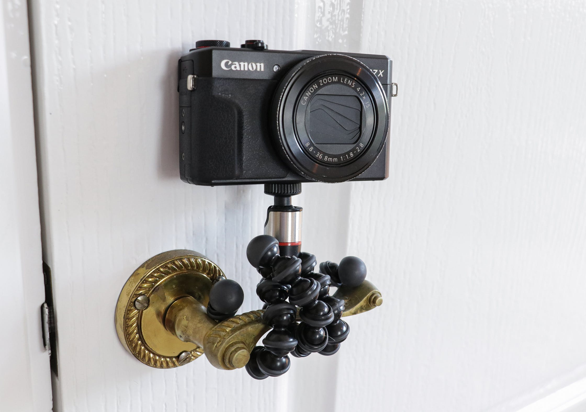 Using The JOBY GorillaPod 325 As A Wrapping Mount