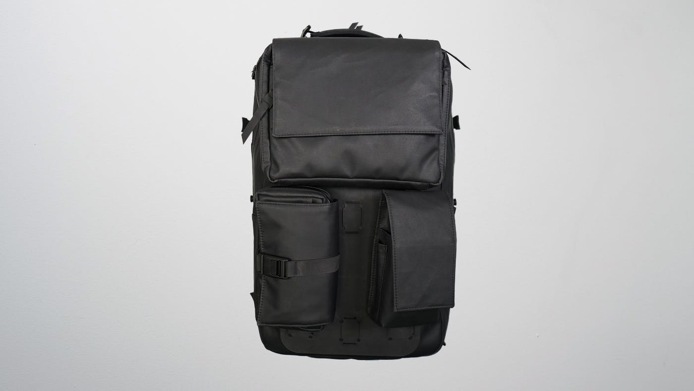 Black Ember Citadel Modular Backpack Review