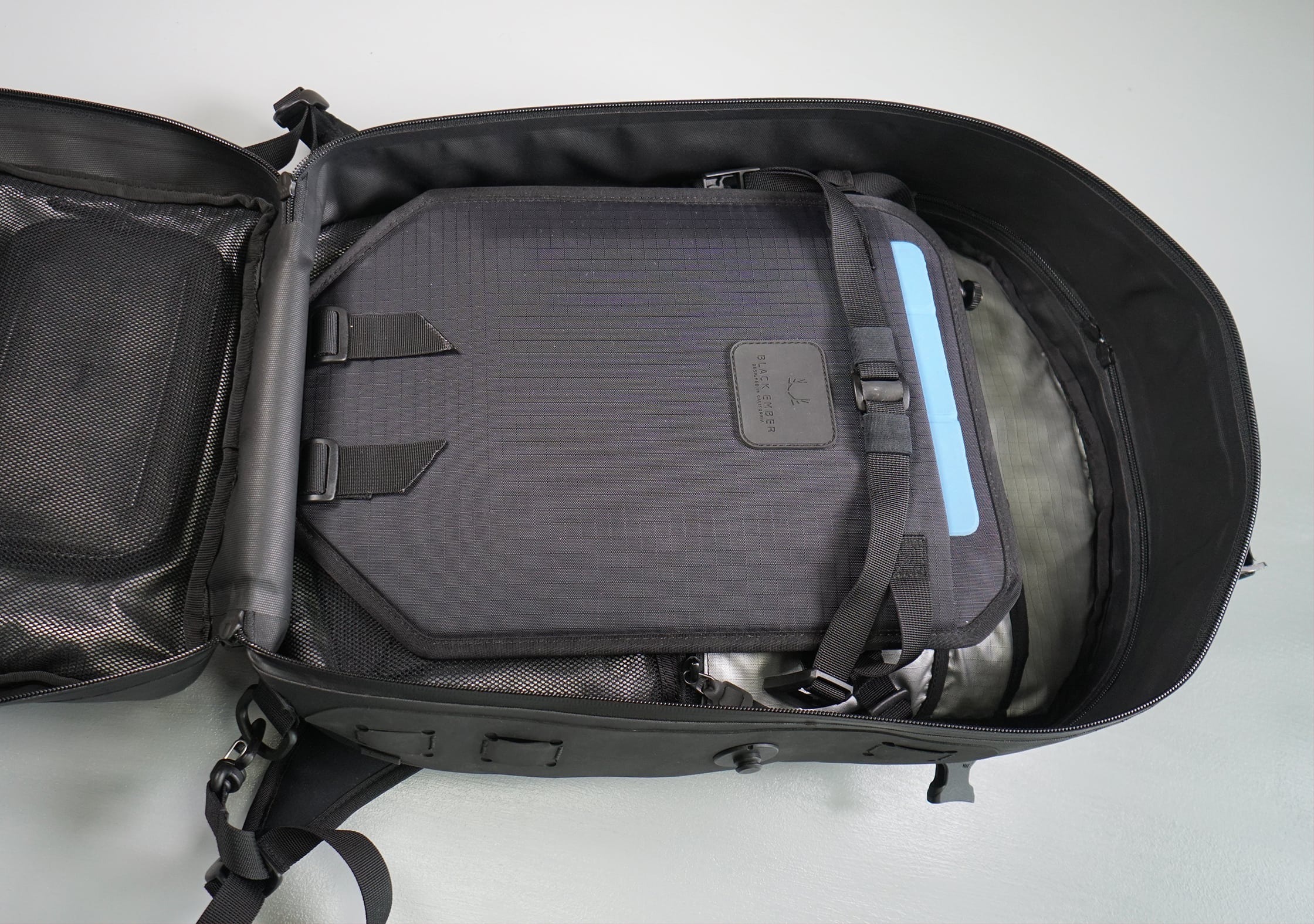 Black Ember Citadel Modular Backpack Divider