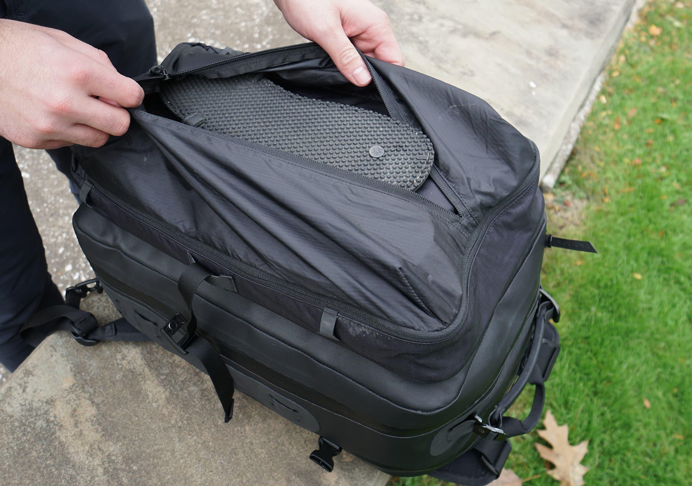 Black Ember Citadel Modular Backpack Sport Pack