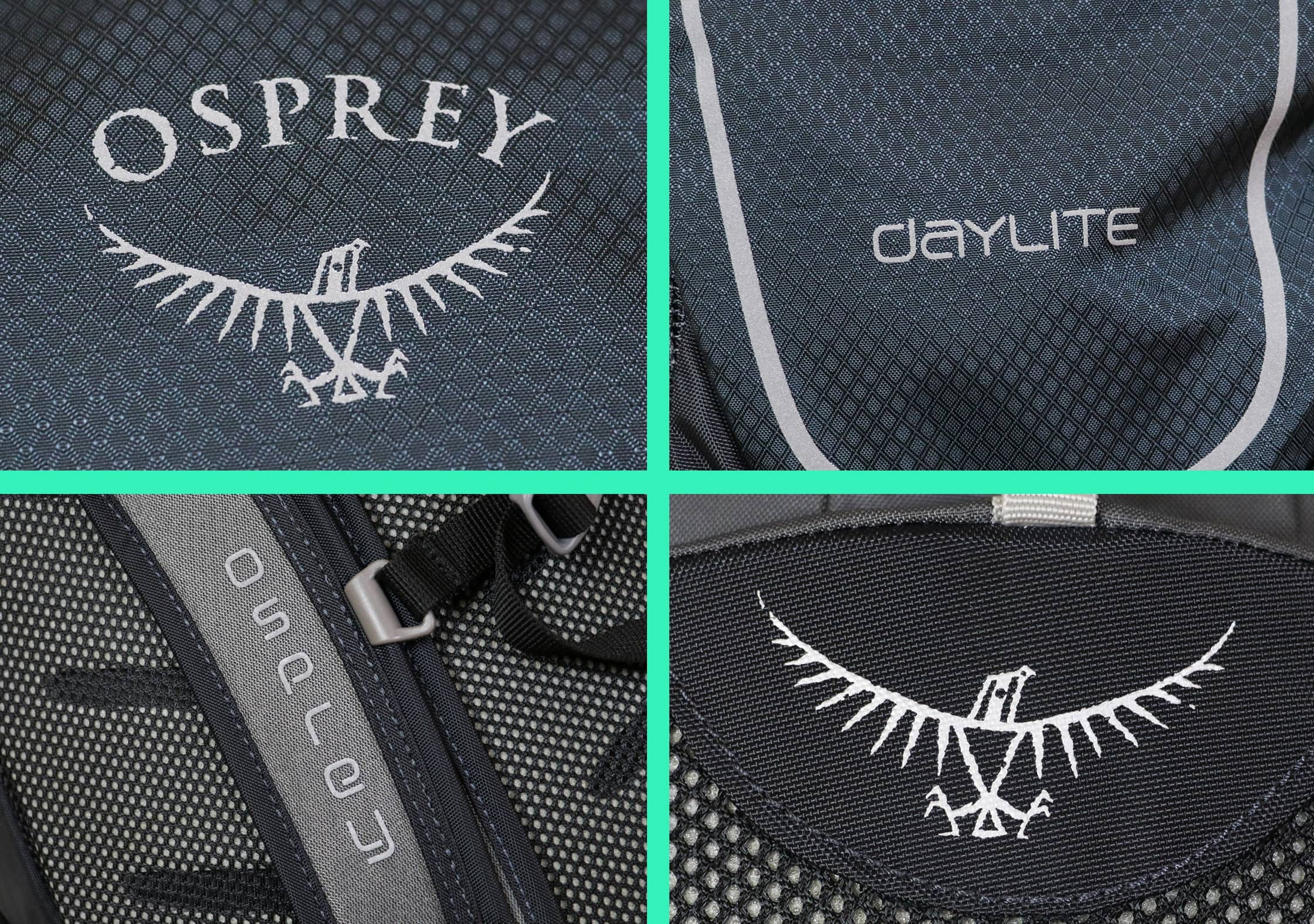 Branding On The Osprey Daylite