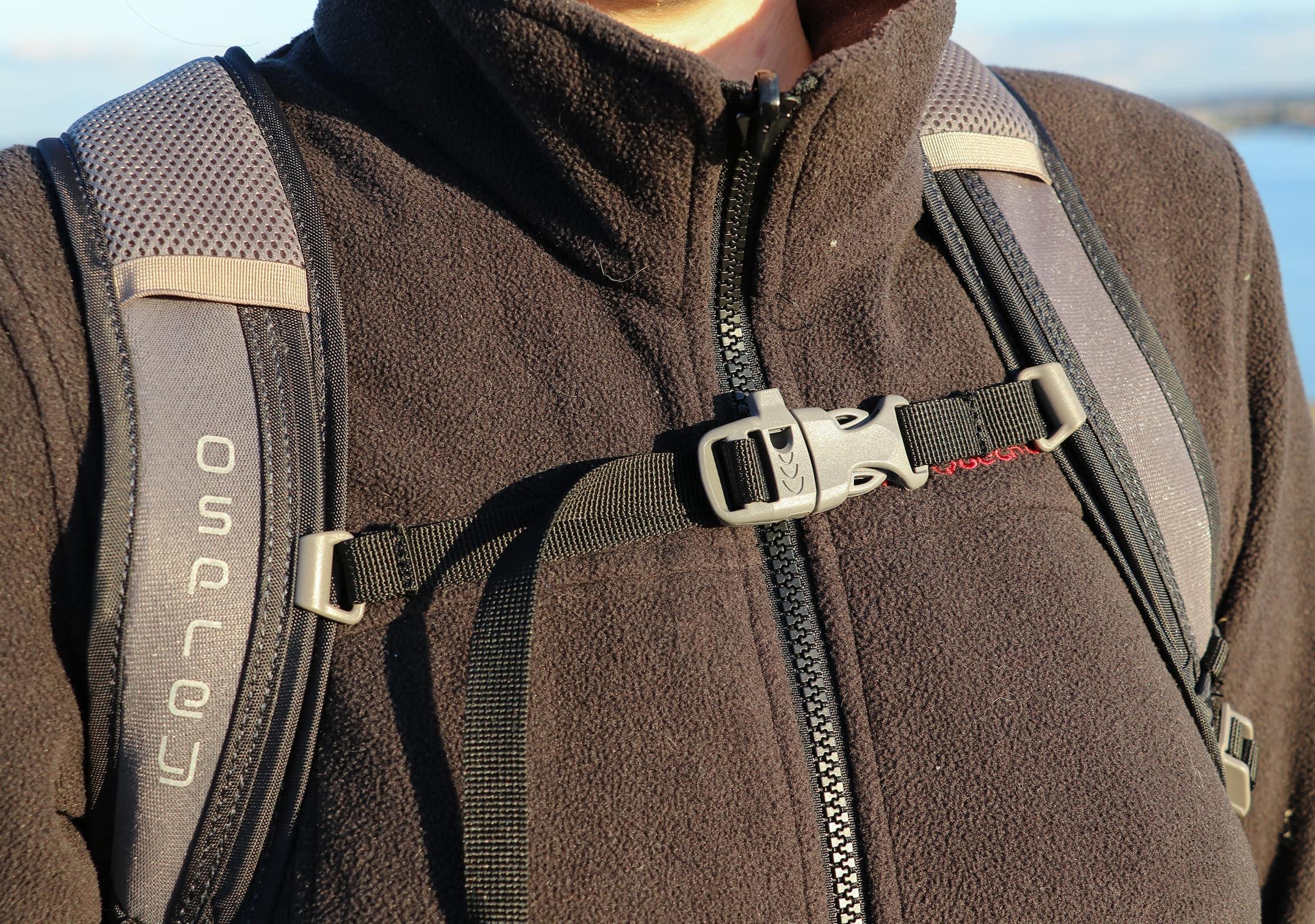 Osprey Daylite Sternum Strap & Shoulder Straps