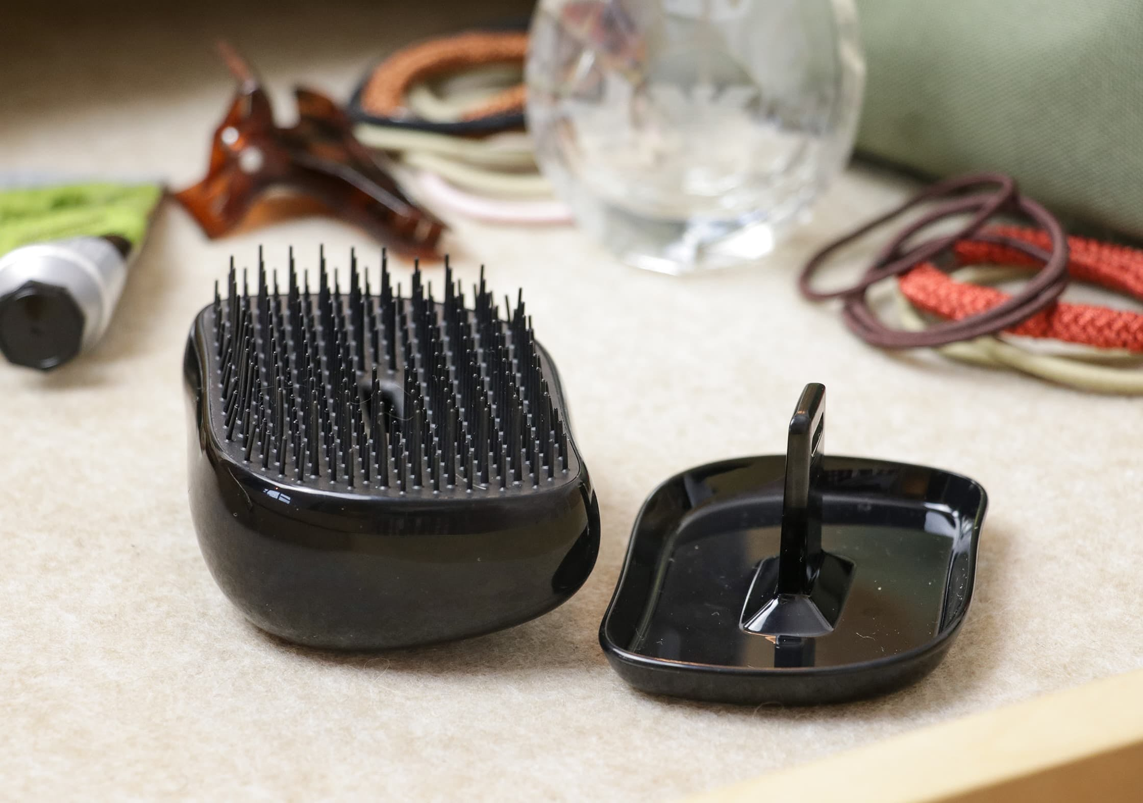 Tangle Teezer Compact Styler At Home In The UK