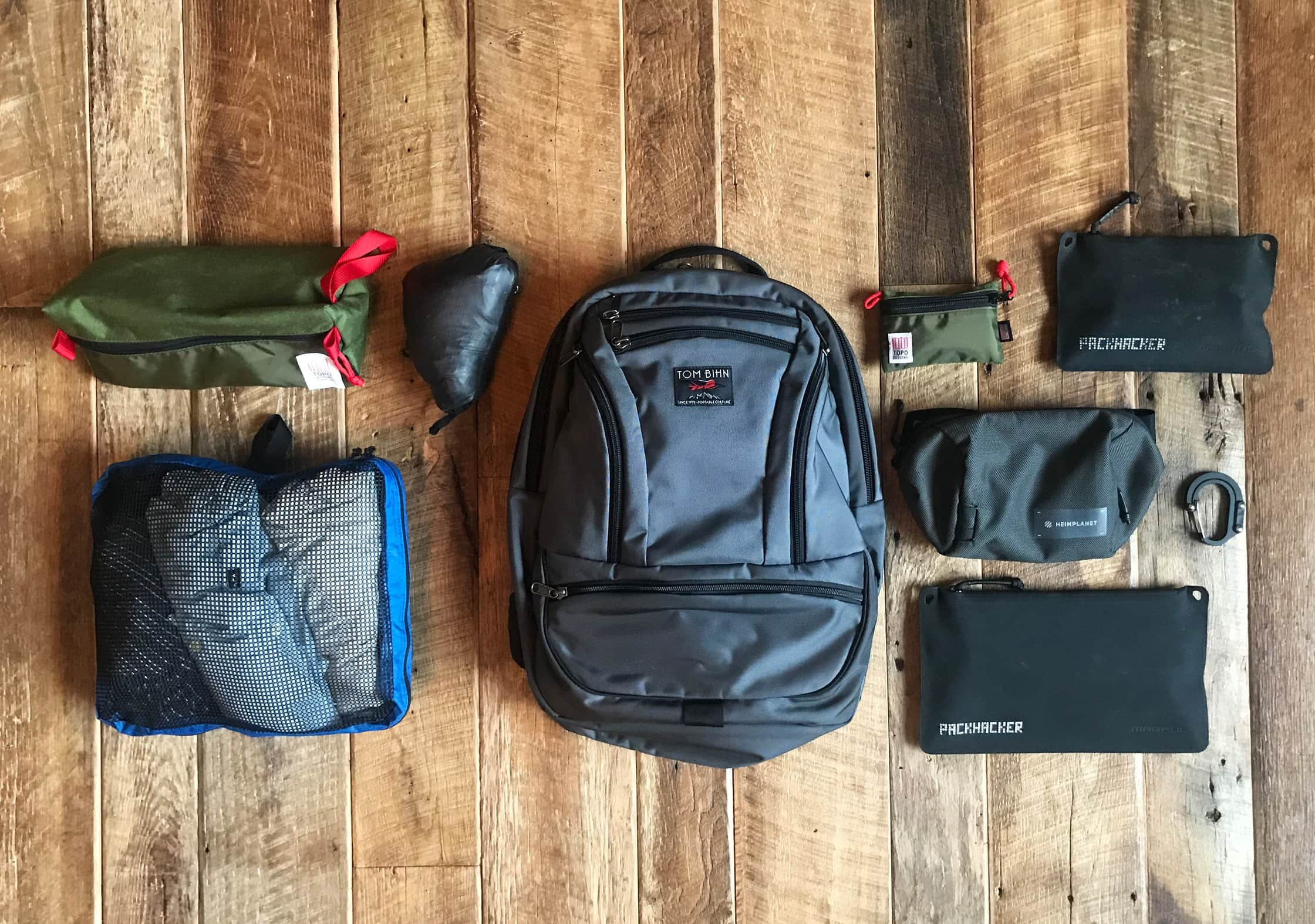 86f7a7f13609 Tom Bihn Synapse 25 Travel Backpack