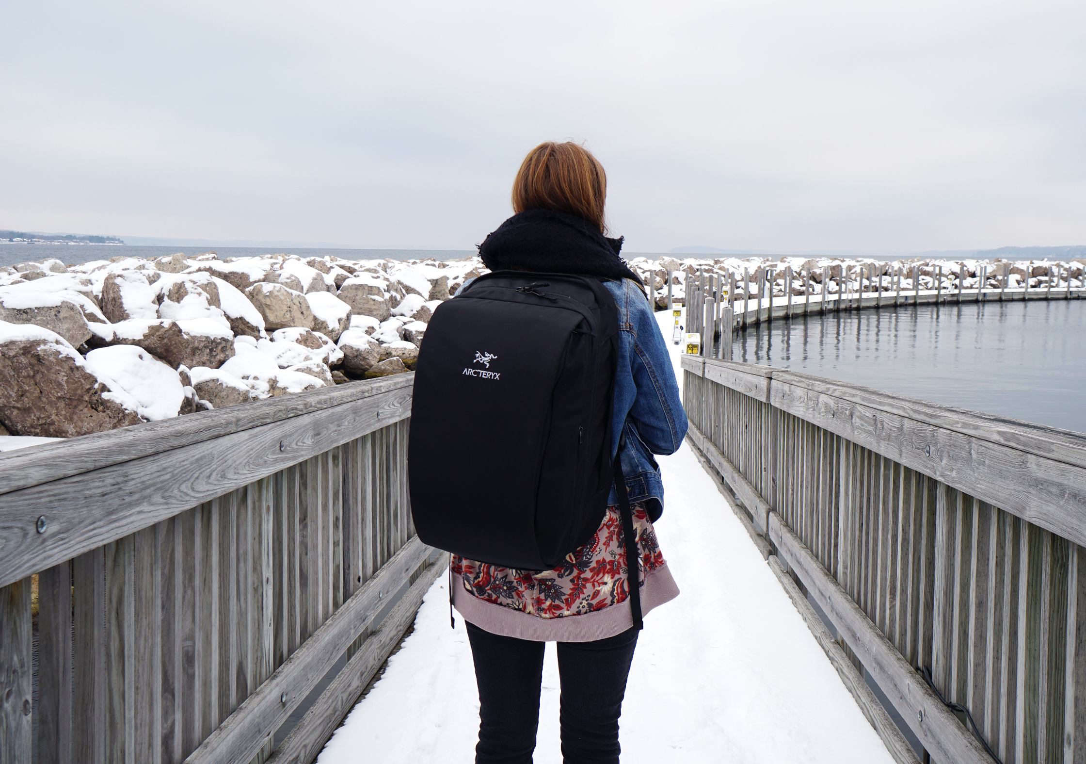 Arc'teryx Blade 28 Backpack In Northern Michigan