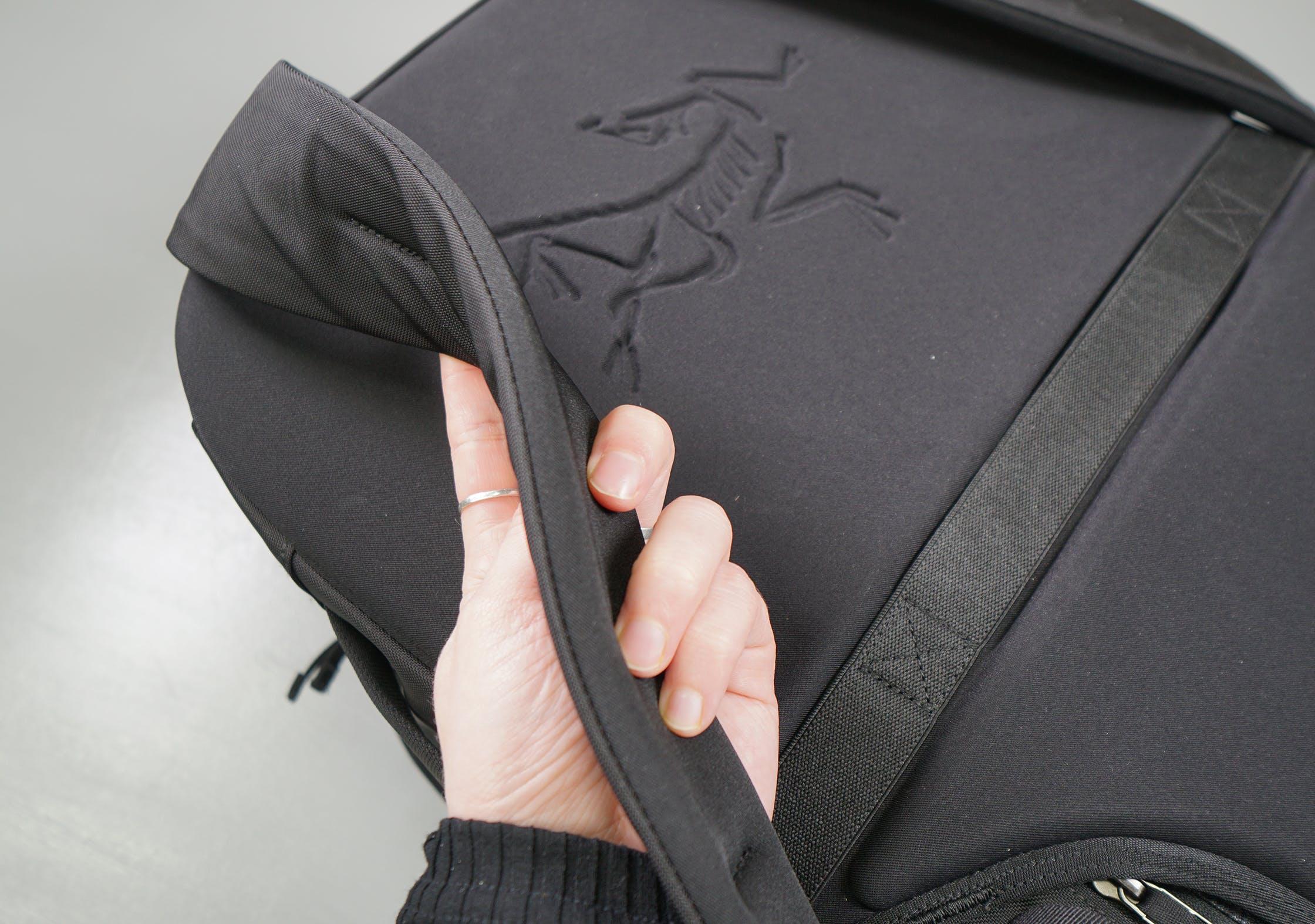 Arc'teryx Blade 28 Backpack Straps